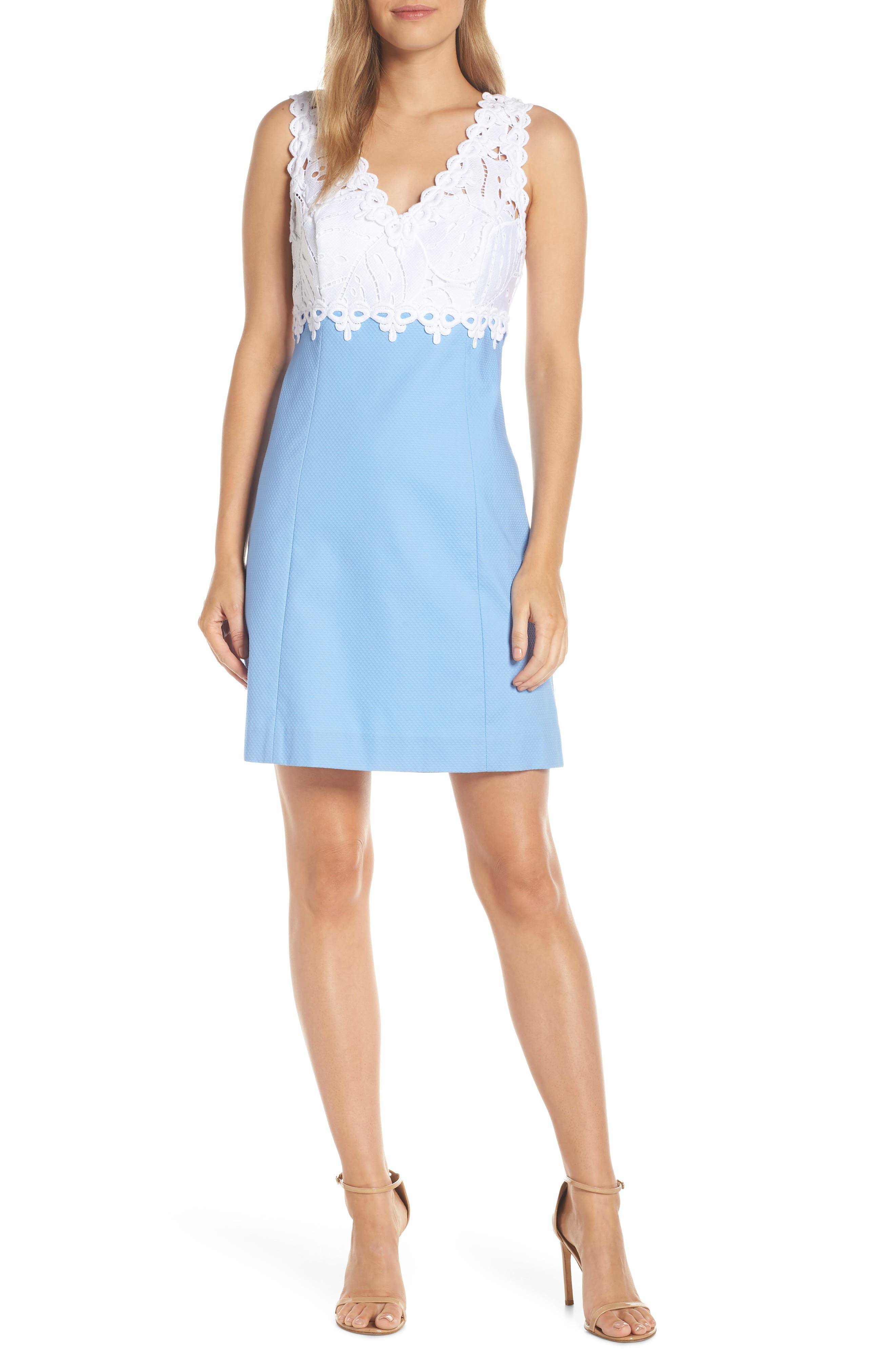 Lilly Pulitzer Sandi Minidress, Blue