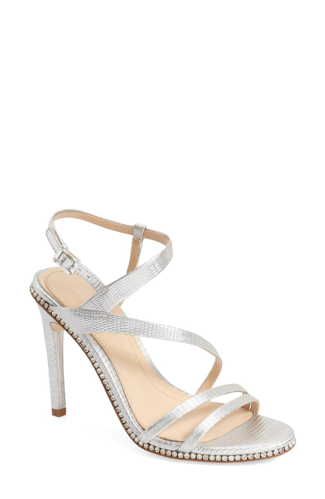 Imagine Vince Camuto 'Gian' Strappy Sandal,                             Main thumbnail 2, color,