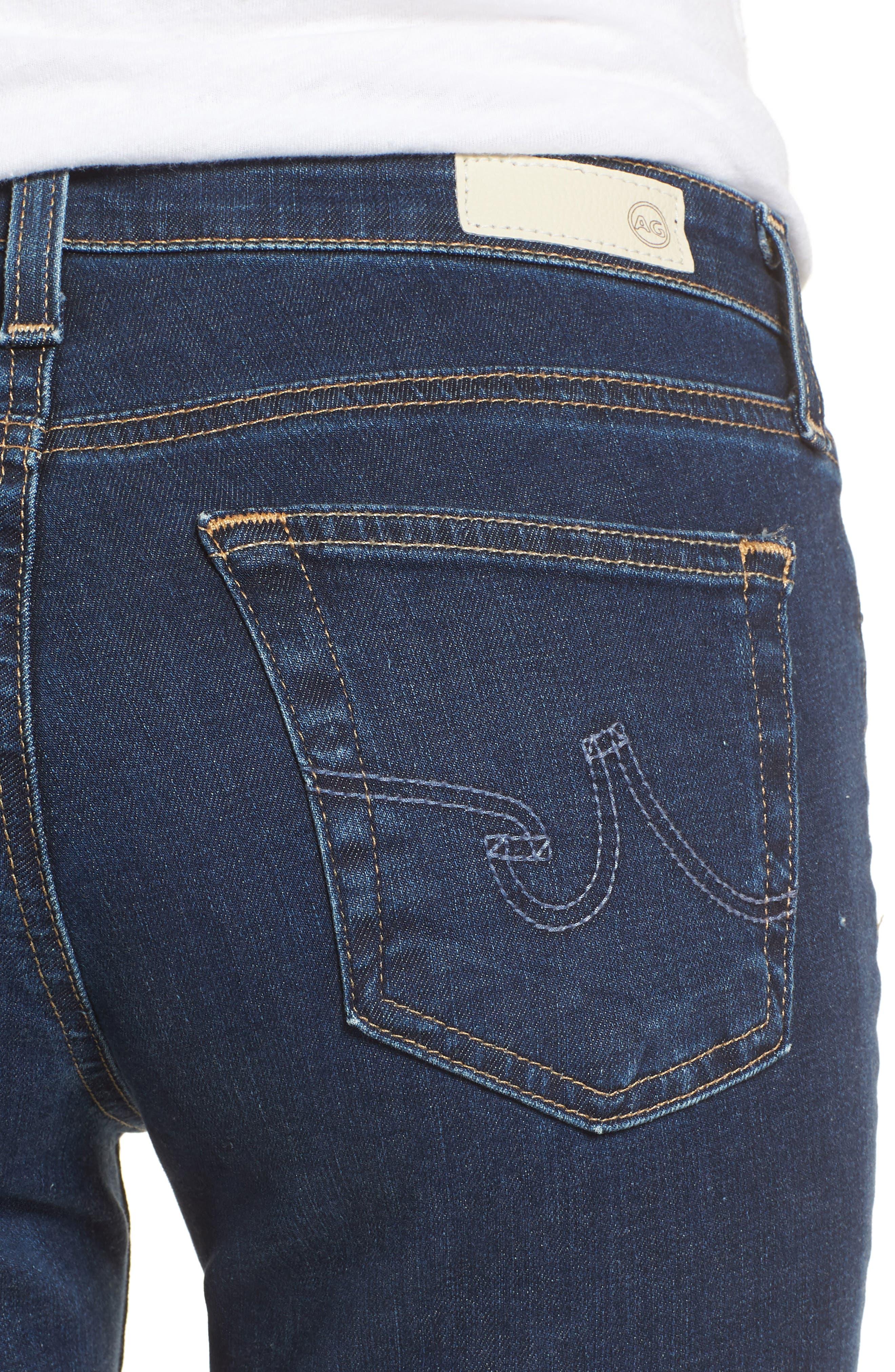 'The Legging' Super Skinny Jeans,                             Alternate thumbnail 39, color,