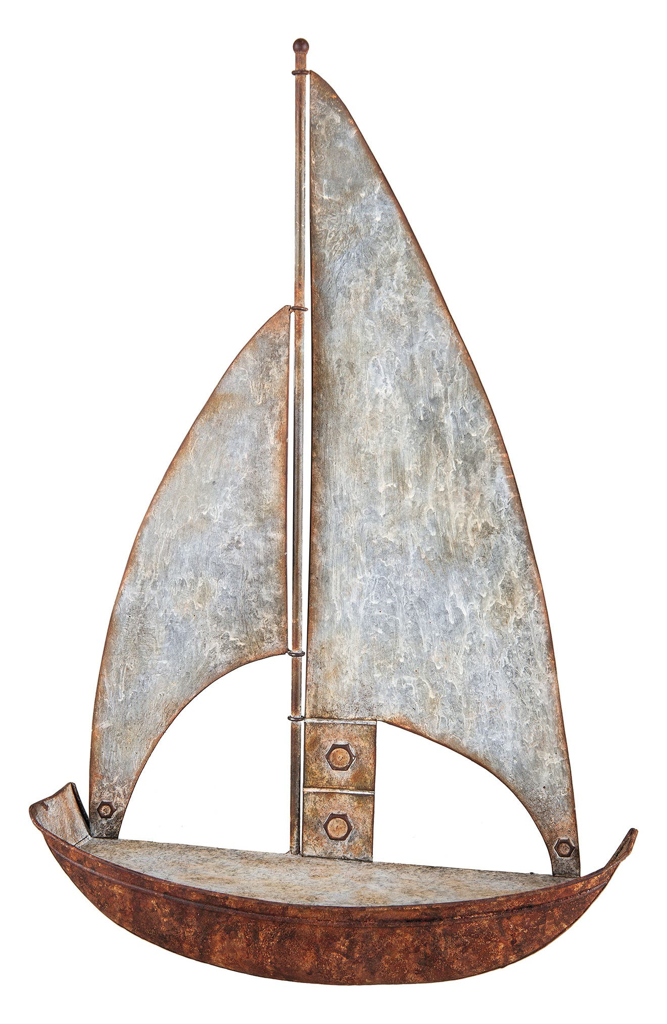 Sailboat Shelf,                         Main,                         color, METAL