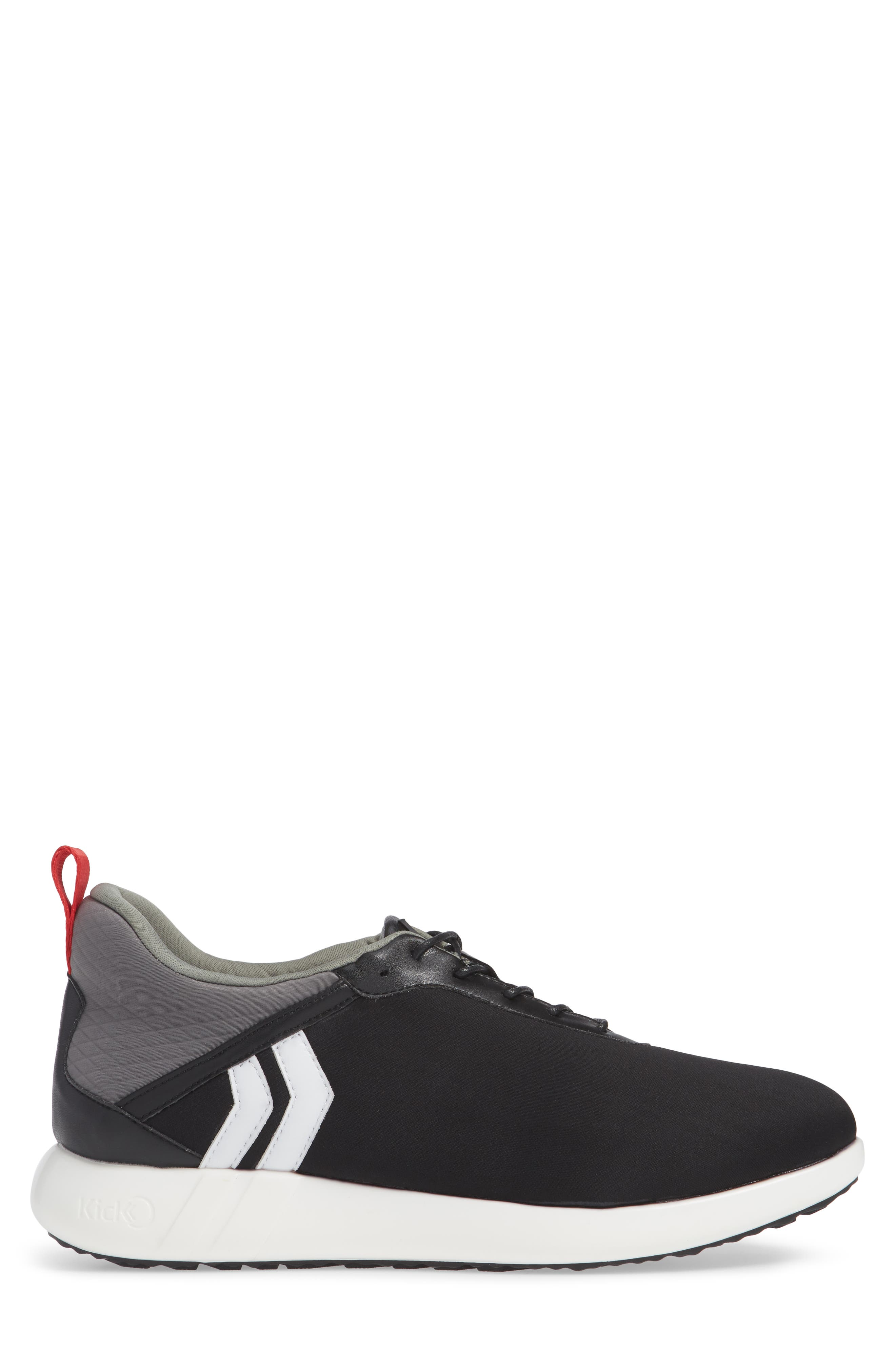 Flash Sneaker,                             Alternate thumbnail 3, color,                             001