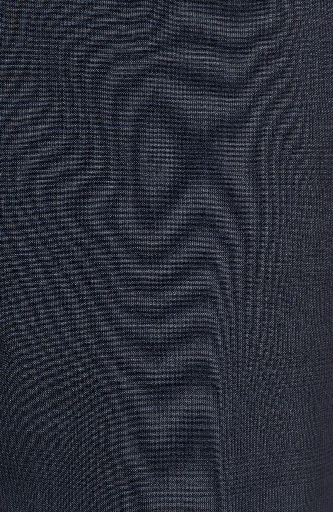 'Delta Plaid' Chino Shorts,                             Alternate thumbnail 24, color,