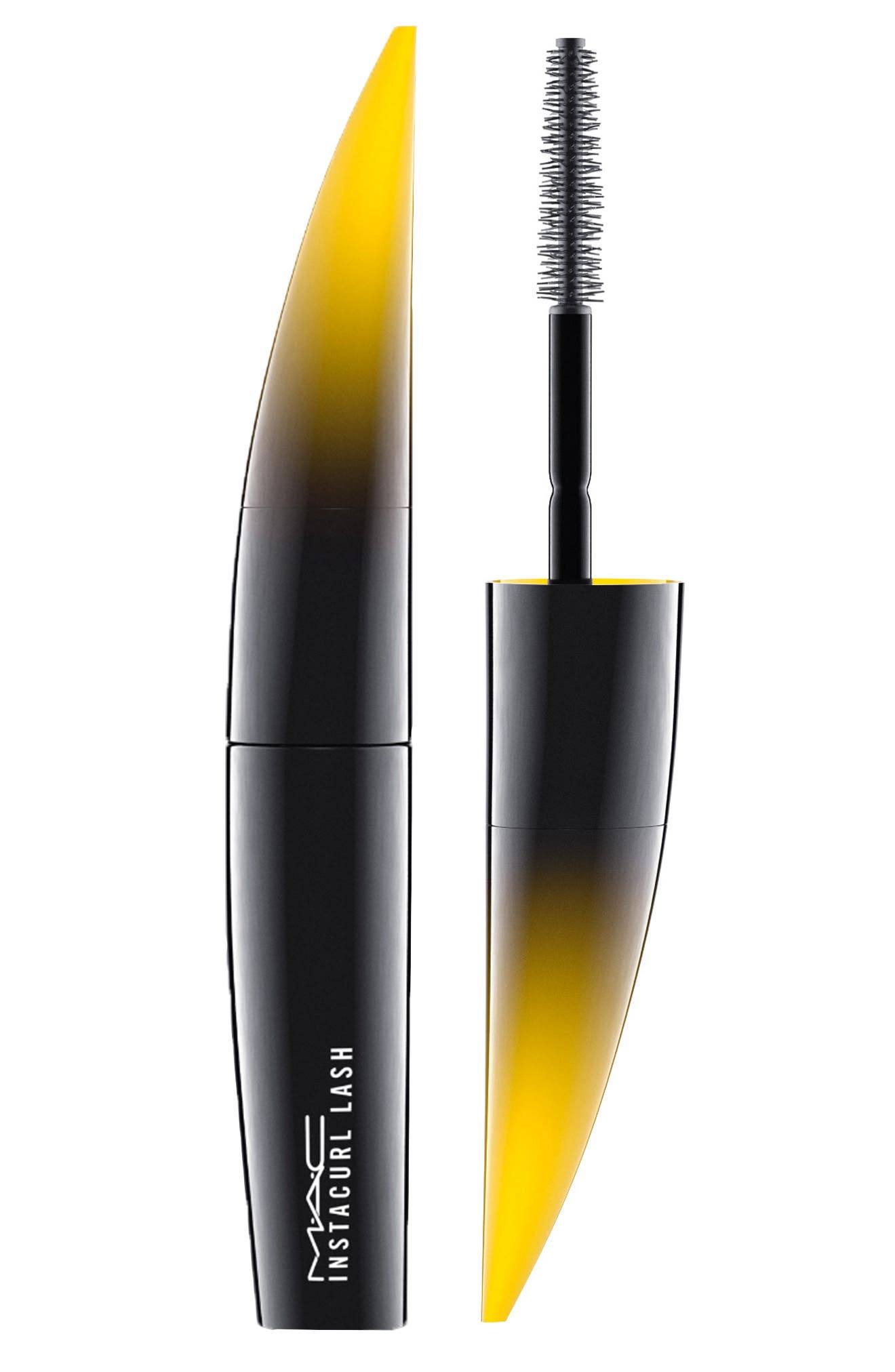 MAC InstaCurl Lash Mascara,                             Main thumbnail 1, color,                             INSTABLACK