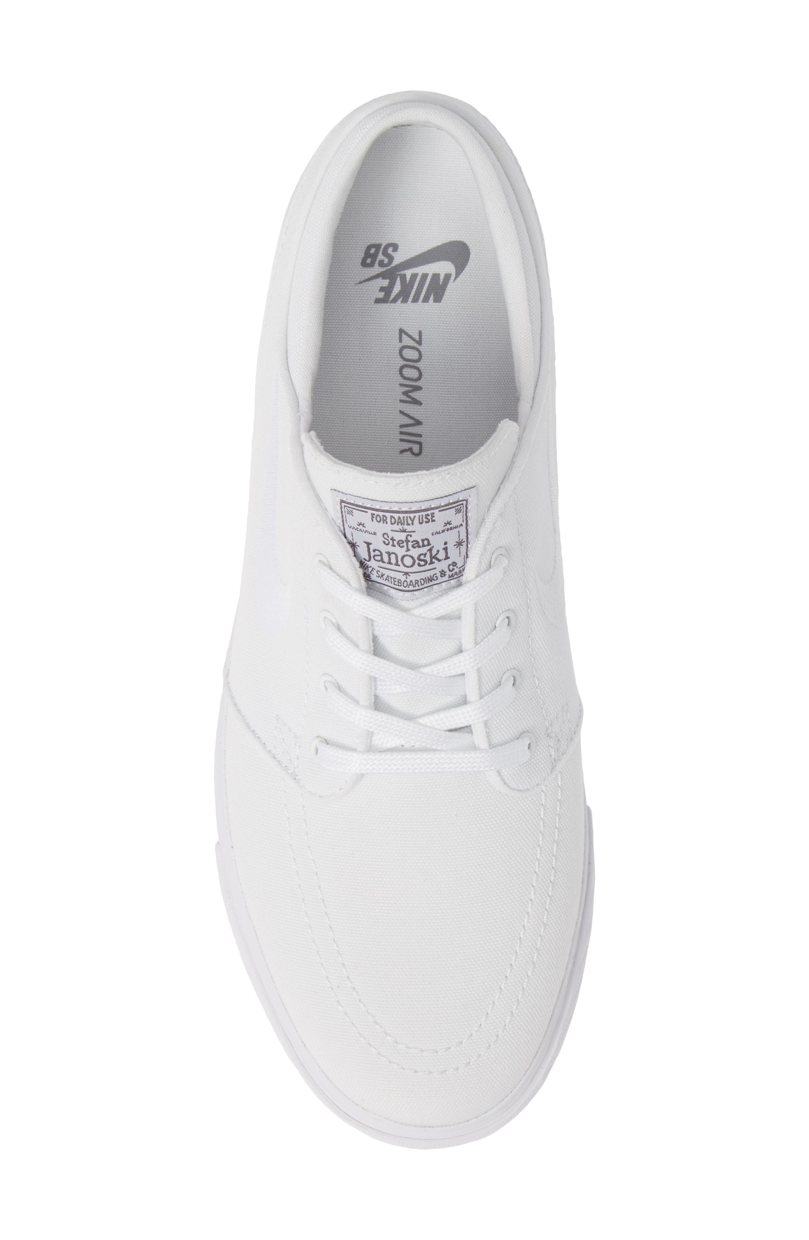 Zoom - Stefan Janoski SB Canvas Skate Shoe,                             Alternate thumbnail 181, color,