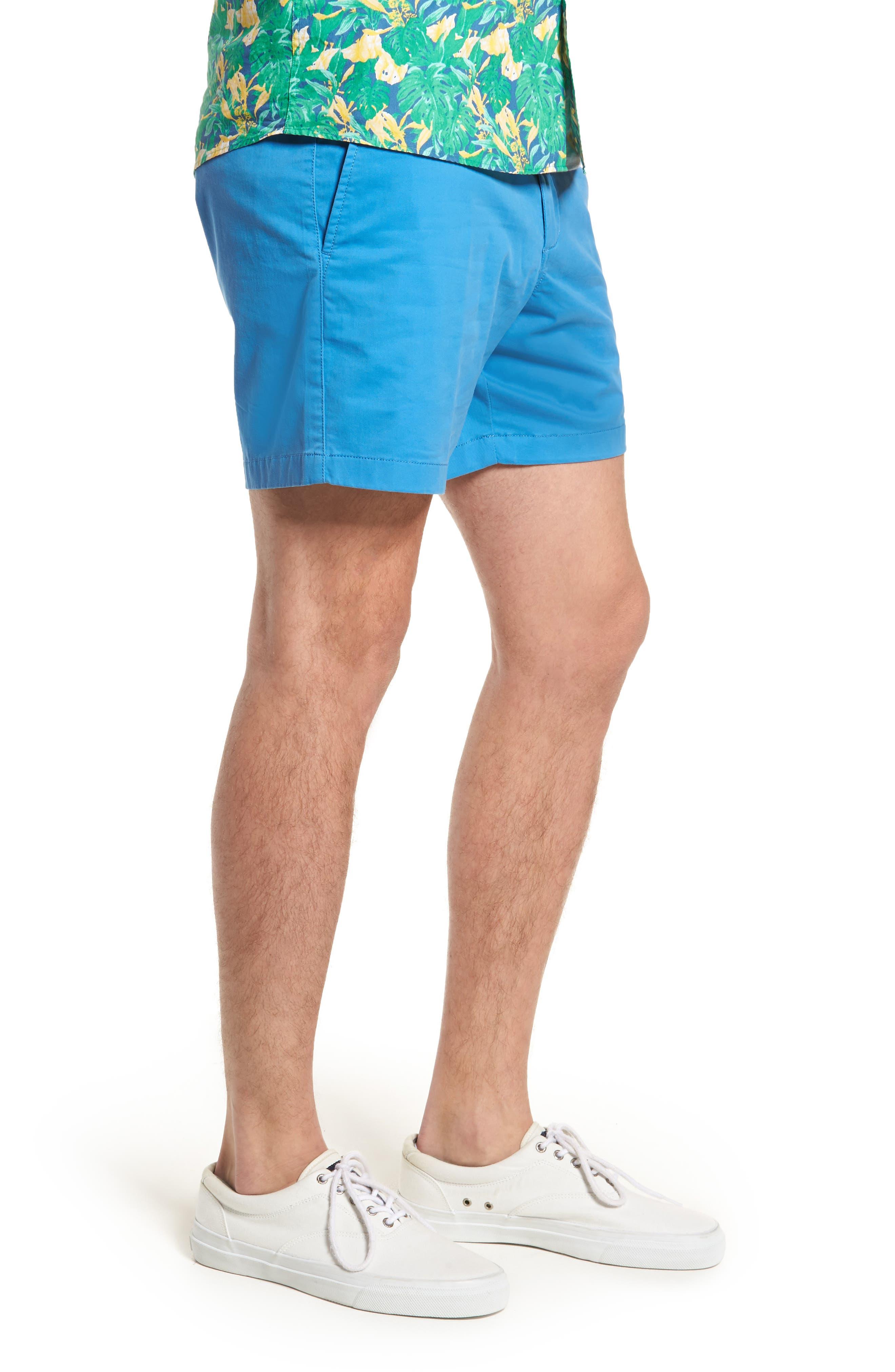 Ballard Slim Fit Stretch Chino 7-Inch Shorts,                             Alternate thumbnail 33, color,