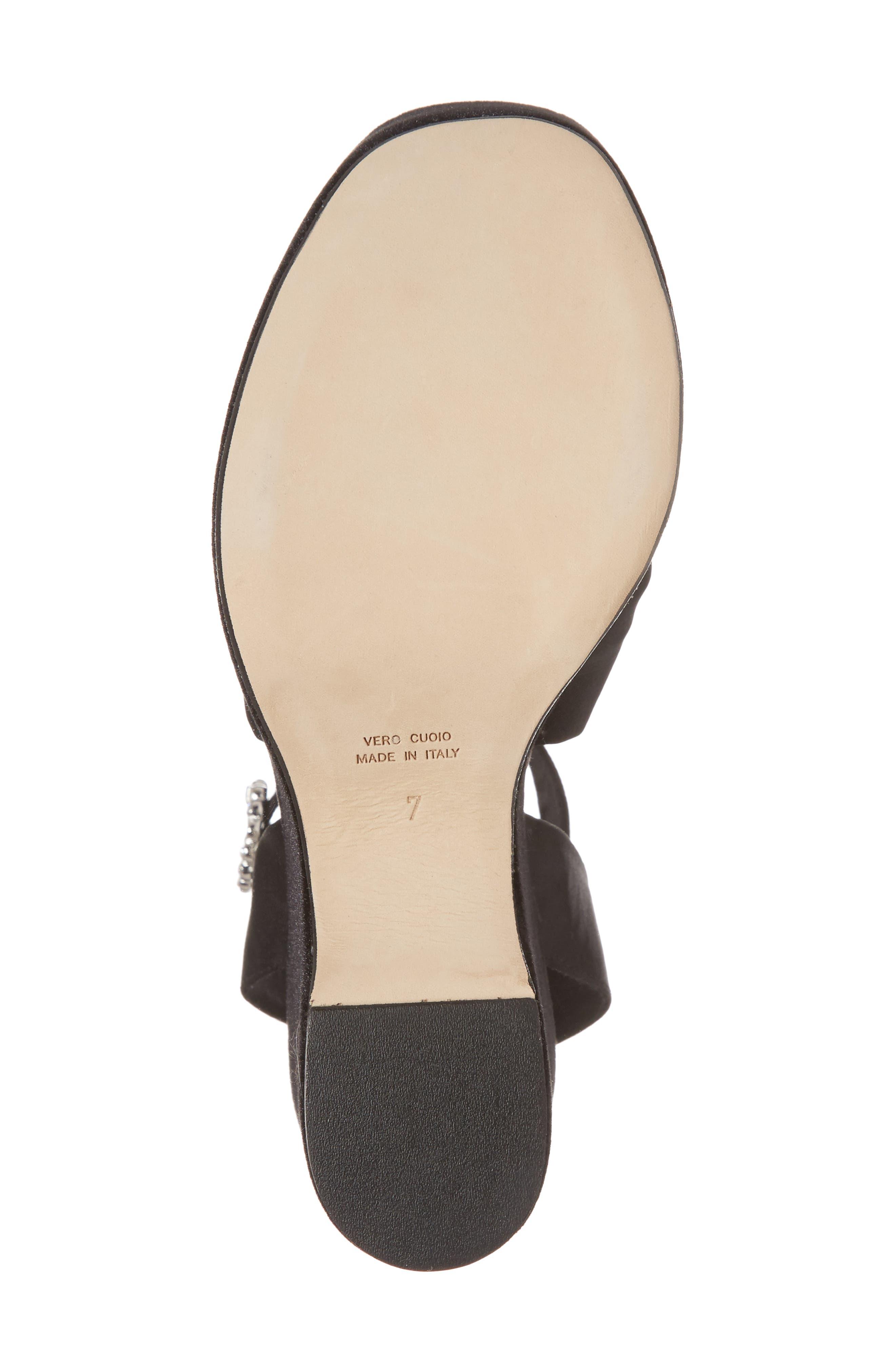 Serena Brocade Platform Sandal,                             Alternate thumbnail 21, color,