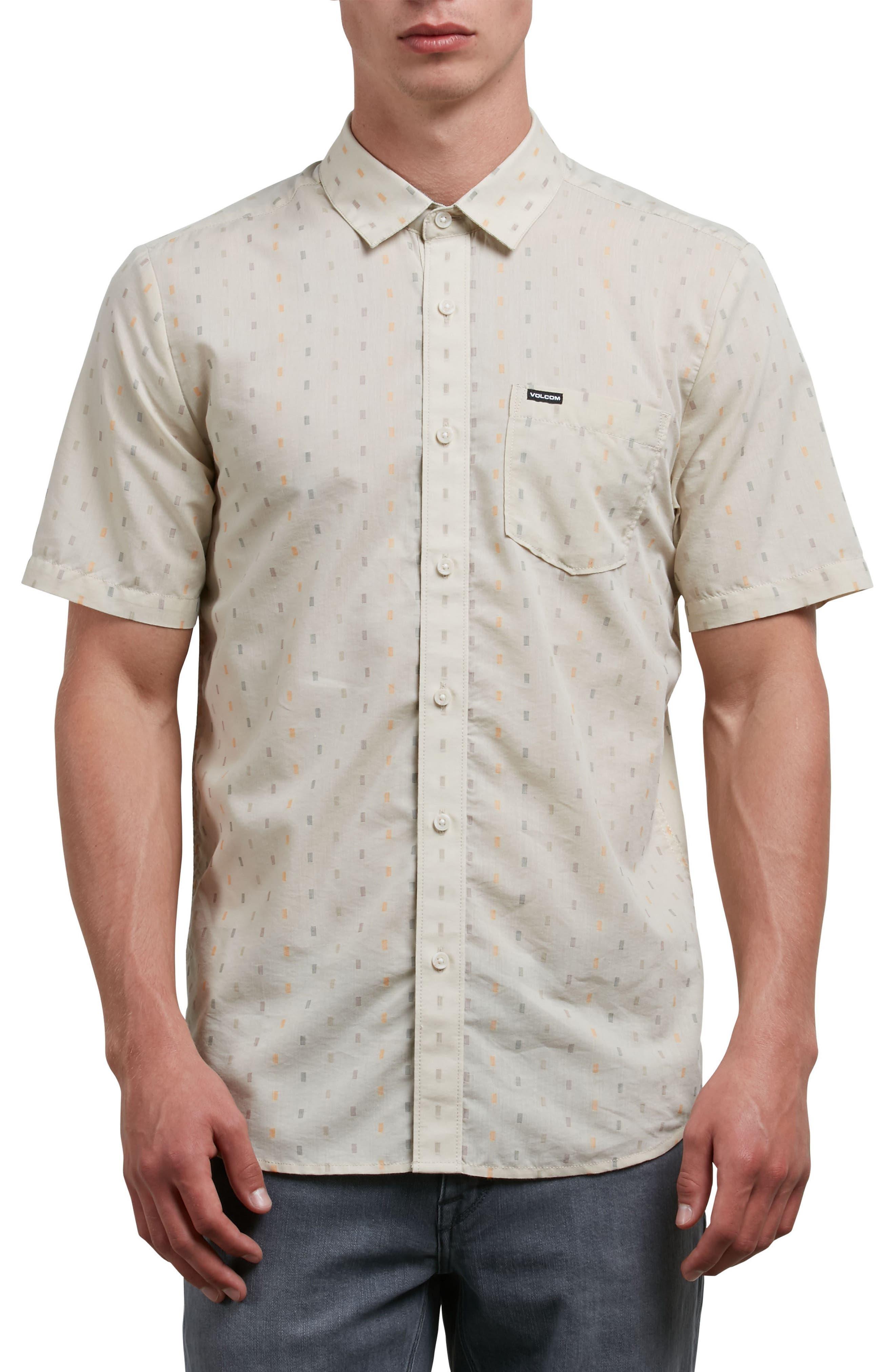 Rollins Woven Shirt,                             Main thumbnail 1, color,                             283