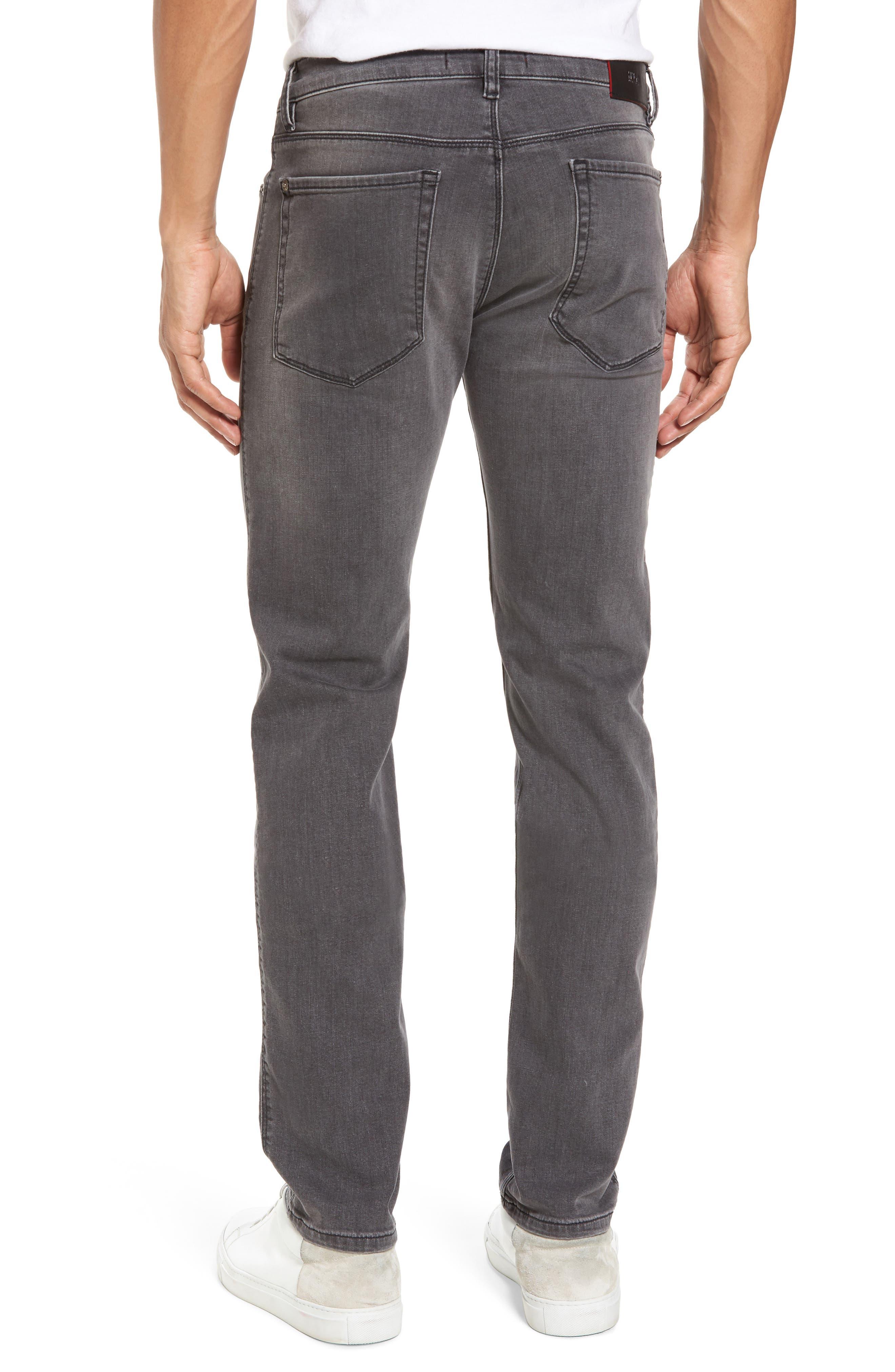 Hugo Boss 708 Stonewash Denim Jeans,                             Alternate thumbnail 2, color,                             021