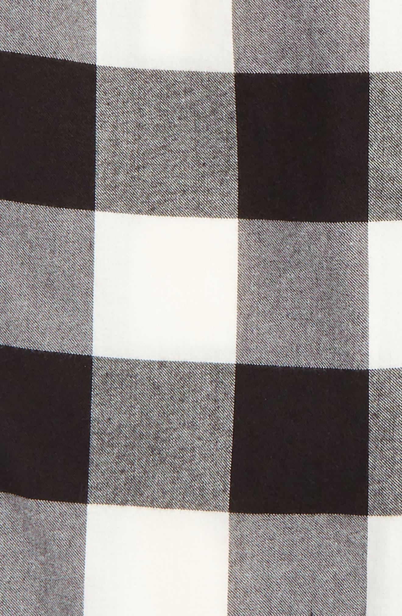 Plaid Flannel Pants,                             Alternate thumbnail 14, color,