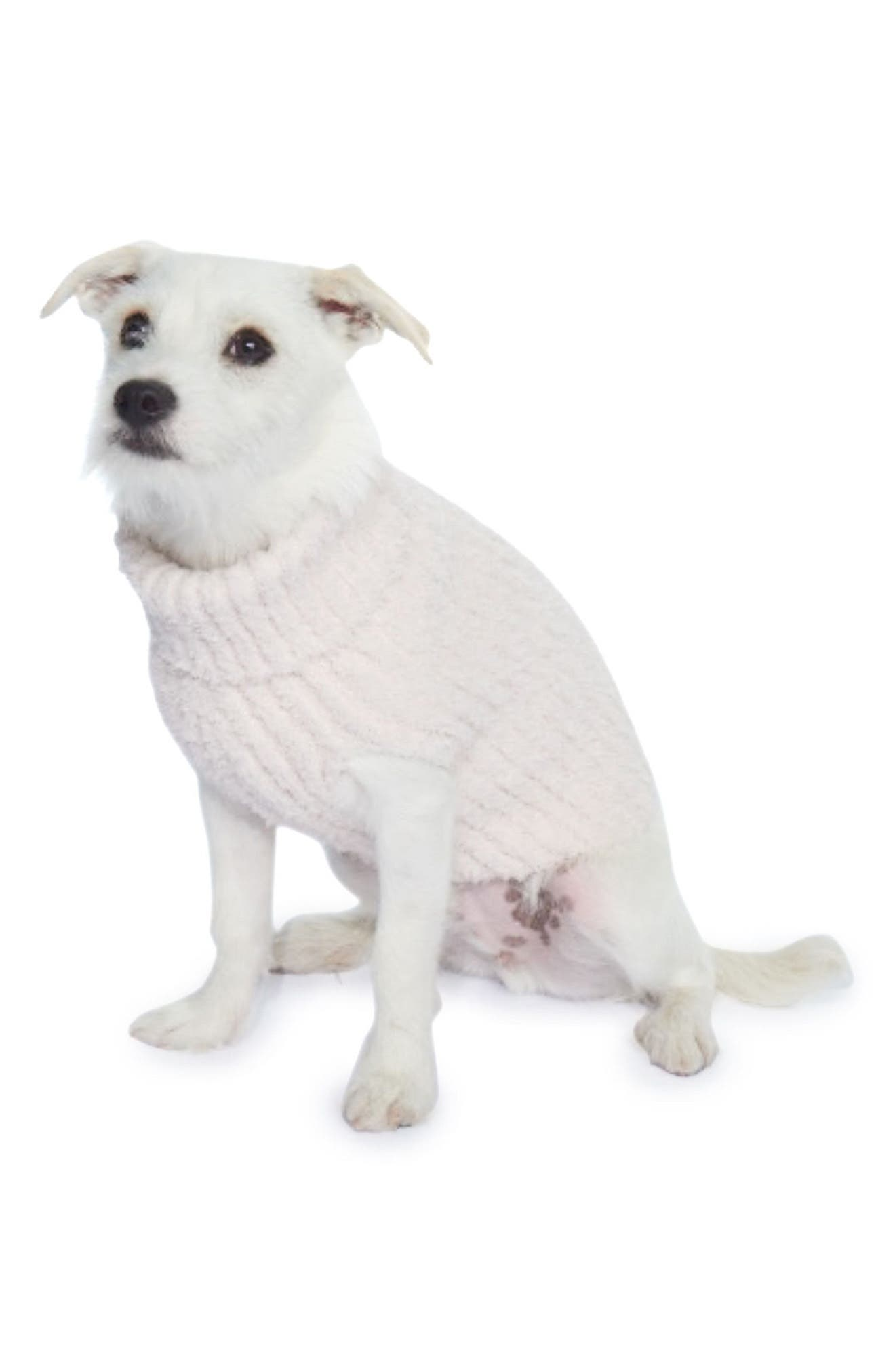 CozyChic Ribbed Pet Sweater<sup>™</sup>,                             Alternate thumbnail 6, color,