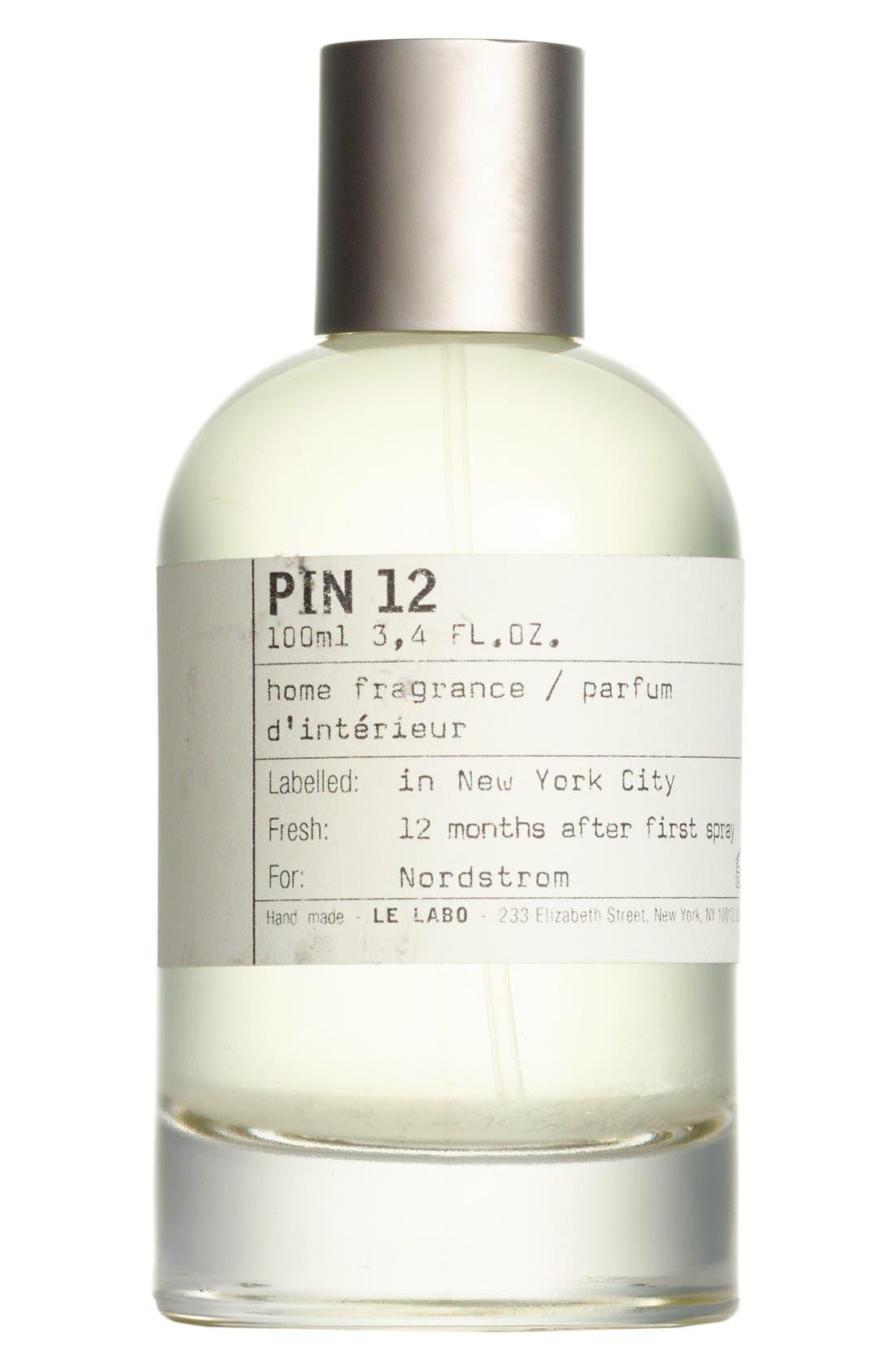 'Pin 12' Home Fragrance Spray,                             Main thumbnail 1, color,                             NO COLOR