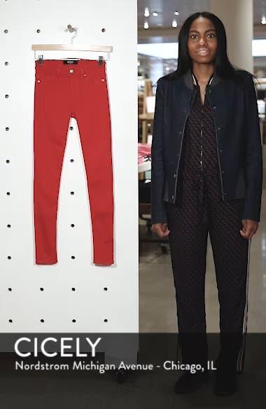 HudsonJeans Nico Super Skinny Jeans, sales video thumbnail