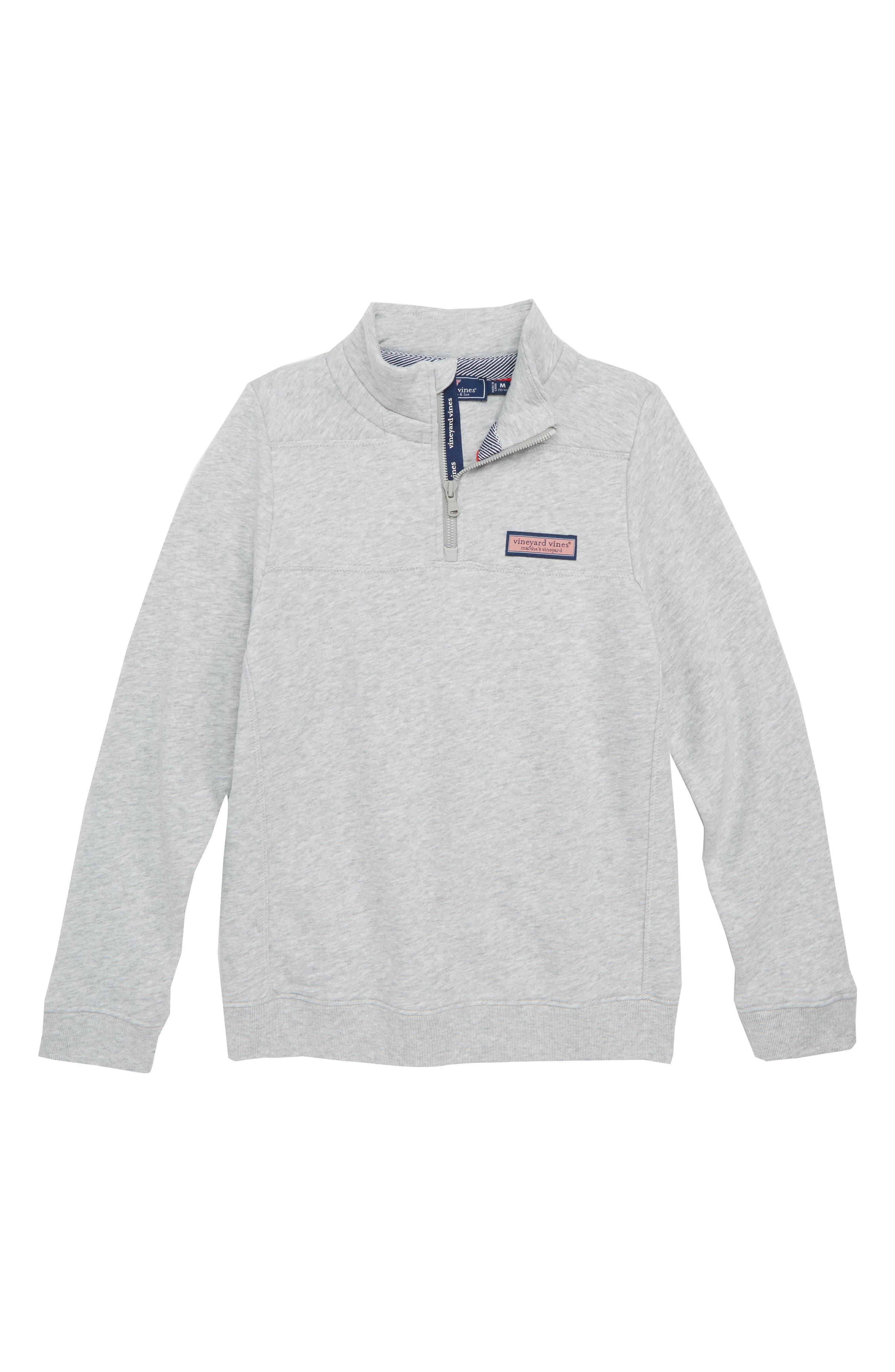 Sail Stitch Shep Quarter Zip Pullover,                         Main,                         color,