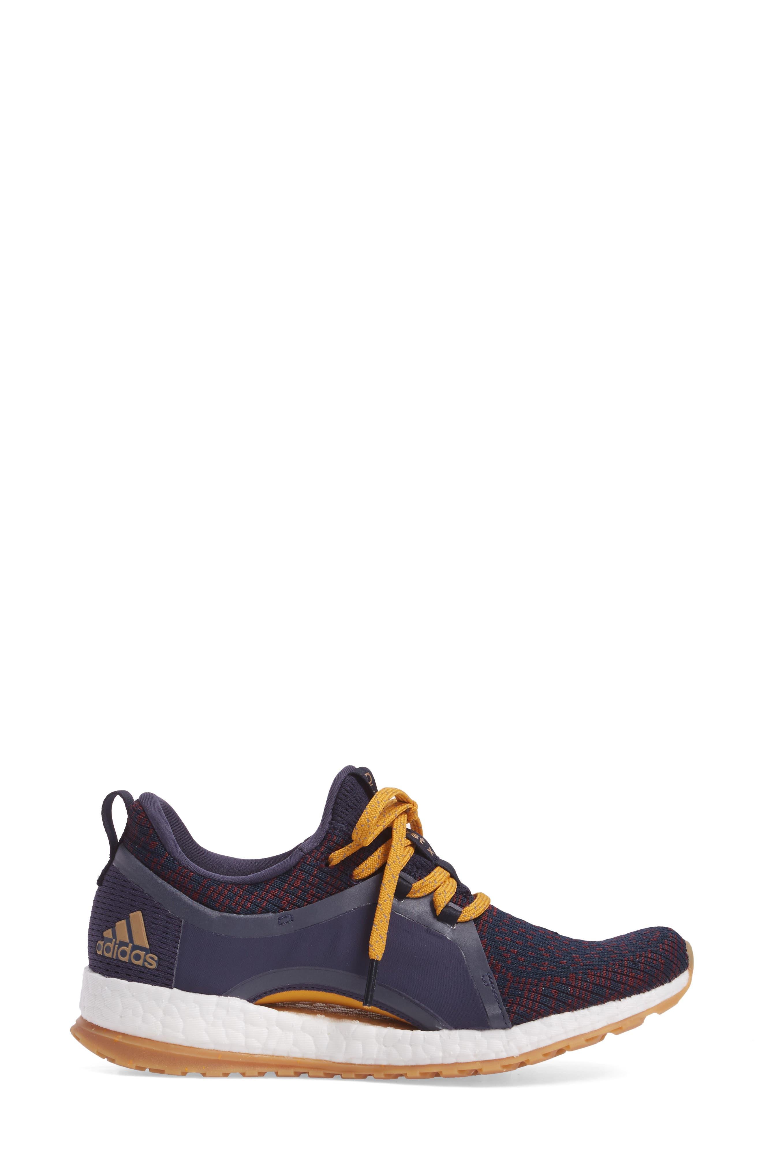 PureBoost X ATR Running Shoe,                             Alternate thumbnail 3, color,                             408