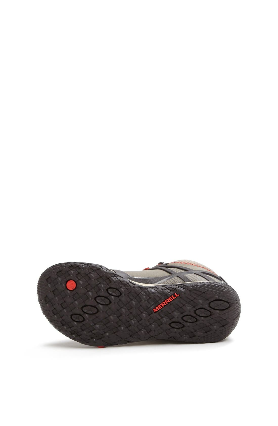 MERRELL,                             'Proterra' Mid High Waterproof Sneaker,                             Alternate thumbnail 4, color,                             201