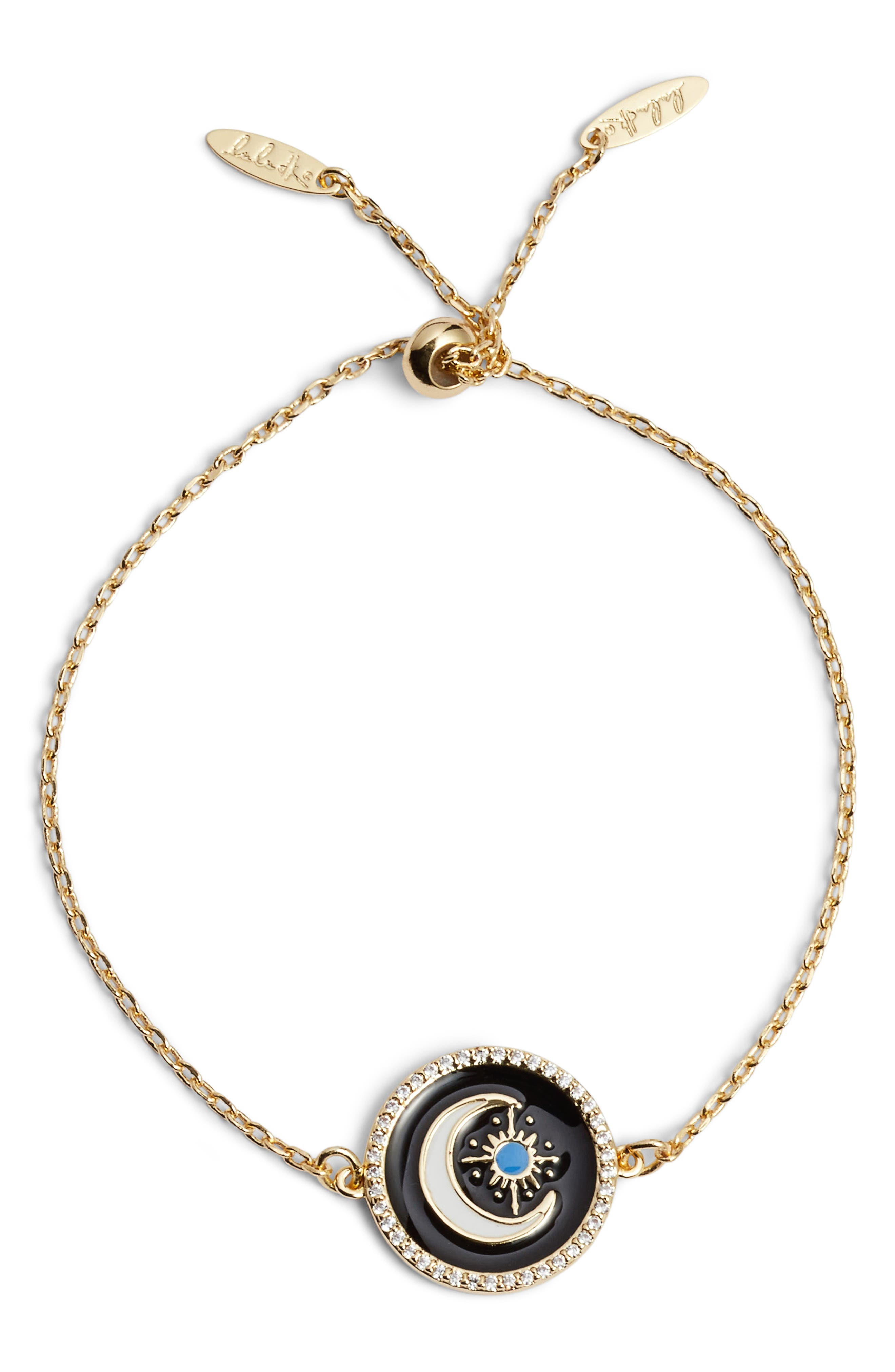 Follow Your Dreams Pendant Bracelet,                         Main,                         color,