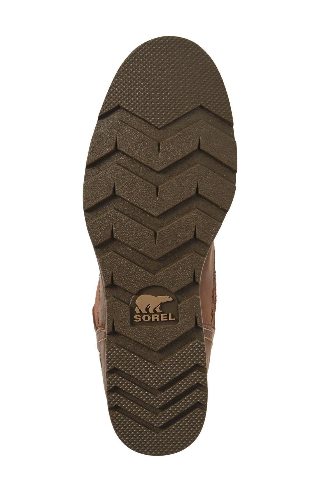 'Major' Boot,                             Alternate thumbnail 4, color,                             200