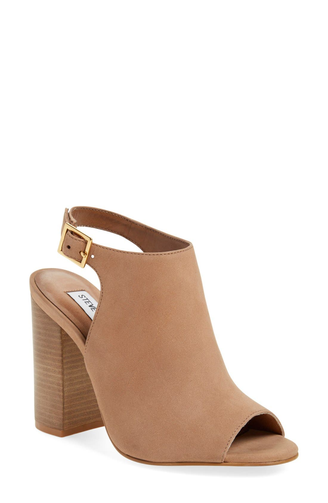'Claara' Block Heel Sandal,                             Main thumbnail 2, color,