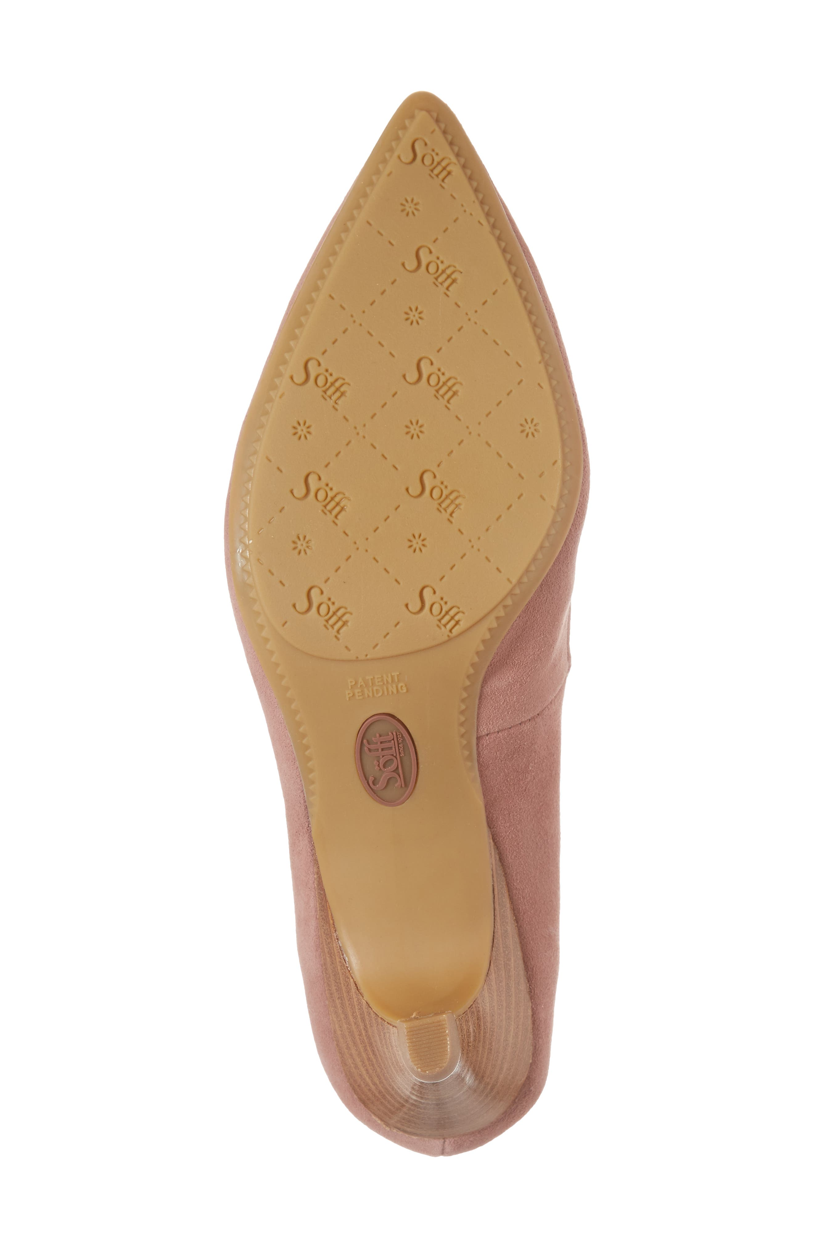 Altessa II Pump,                             Alternate thumbnail 6, color,                             MULBERRY SUEDE