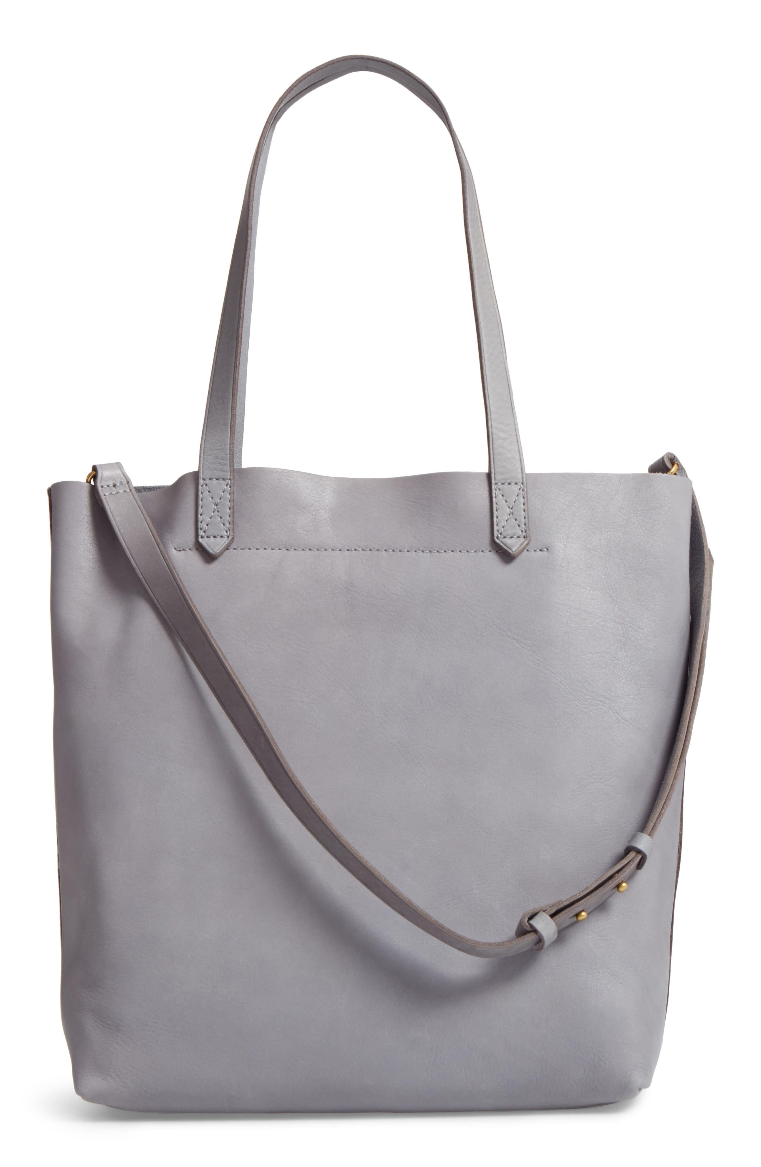 Medium Leather Transport Tote,                             Alternate thumbnail 20, color,