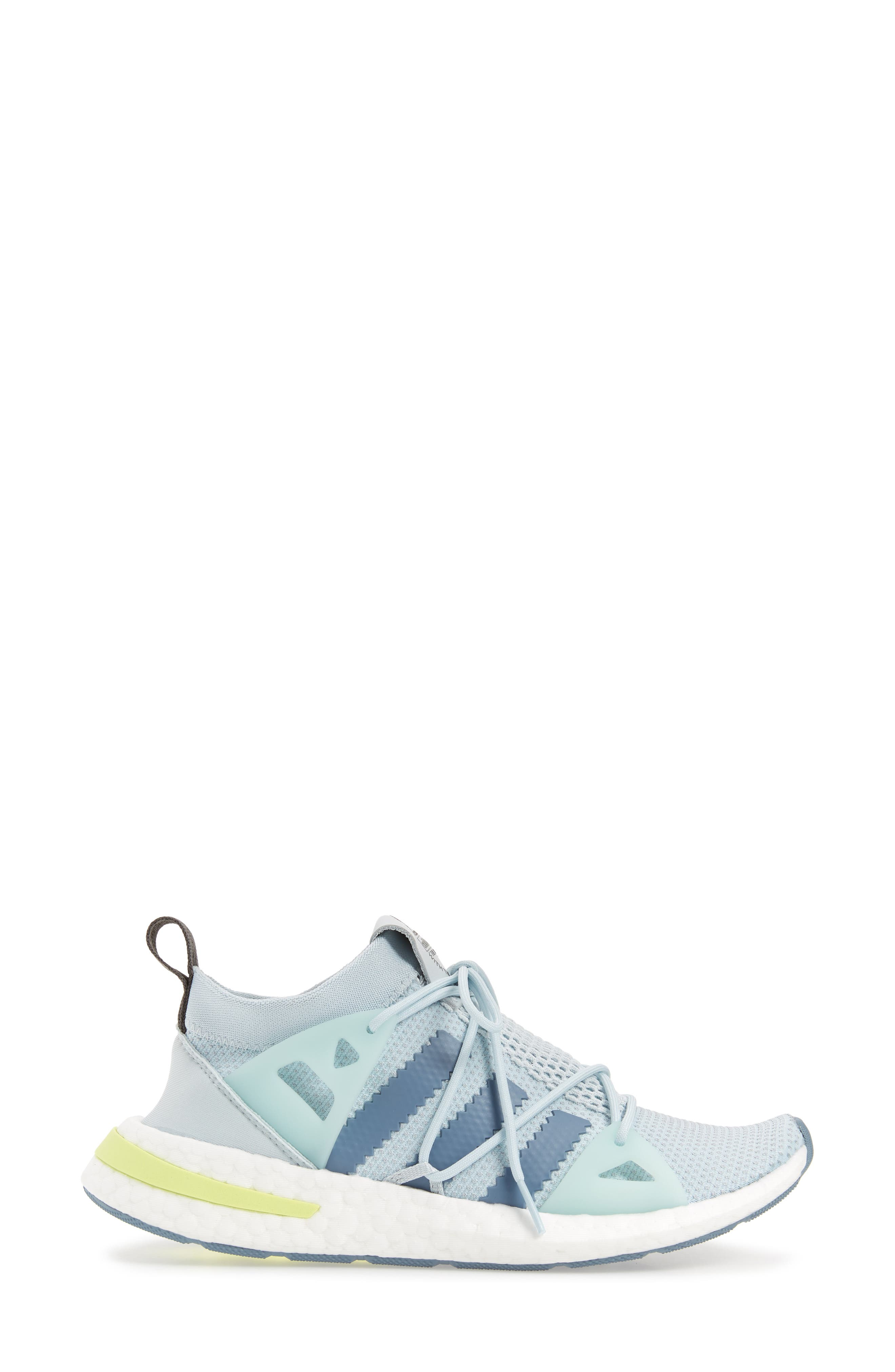 Arkyn Sneaker,                             Alternate thumbnail 3, color,                             453