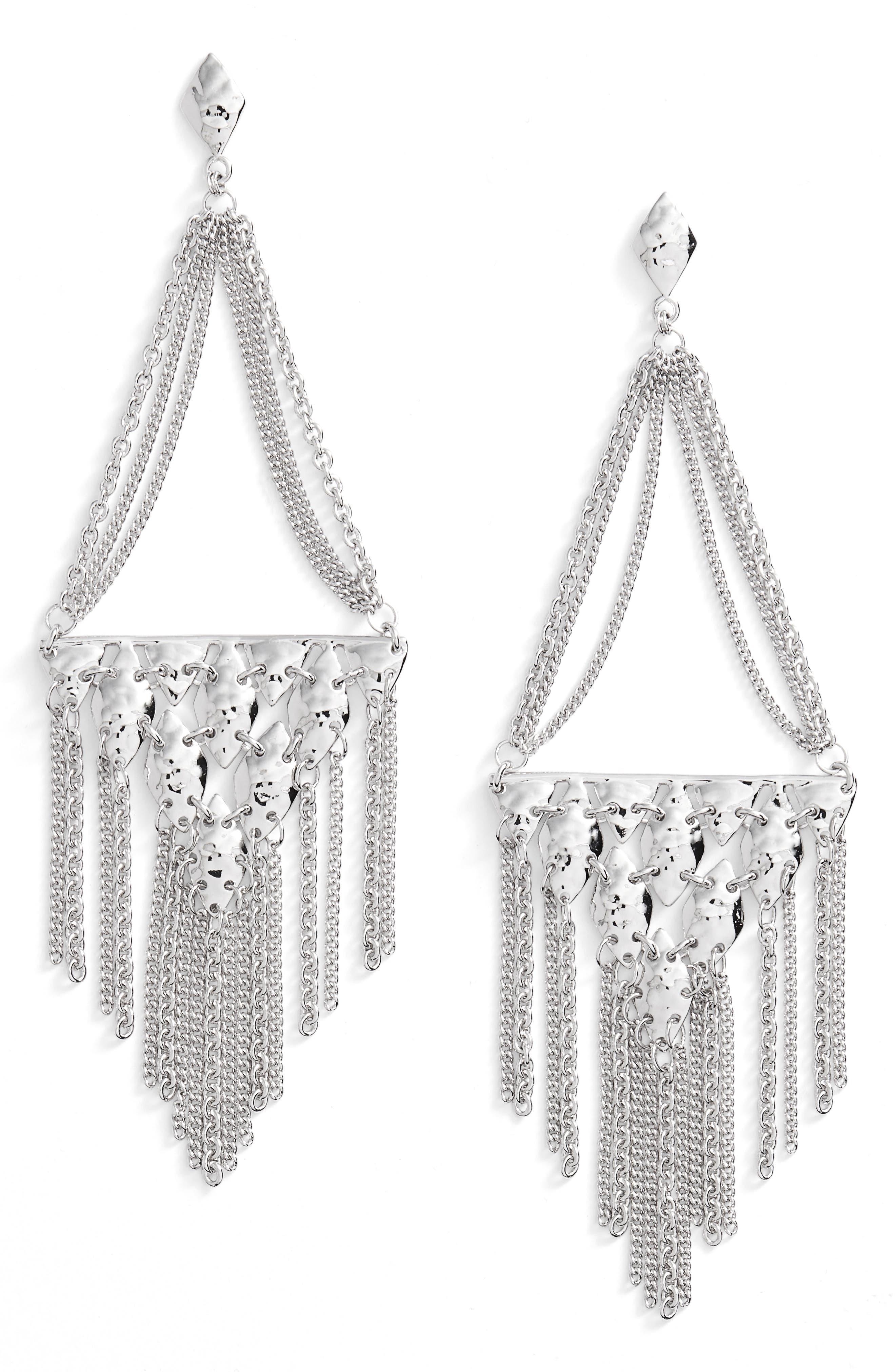 Mandy Drop Earrings,                         Main,                         color,