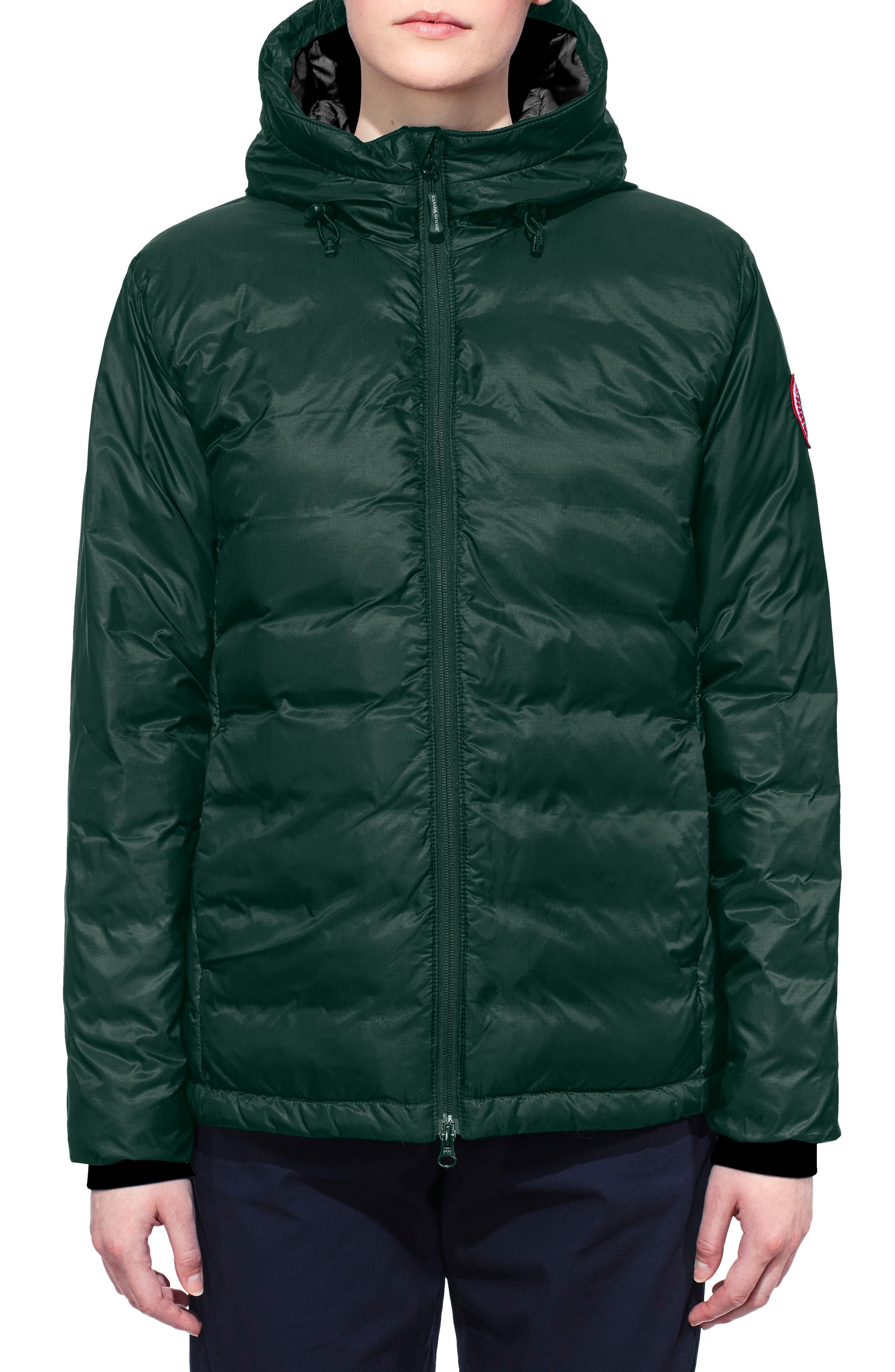 Canada Goose Camp Down Jacket, (2-4) - Green