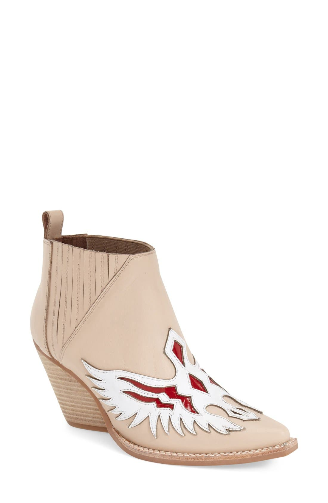 'Fawkes' Bootie,                         Main,                         color, 280