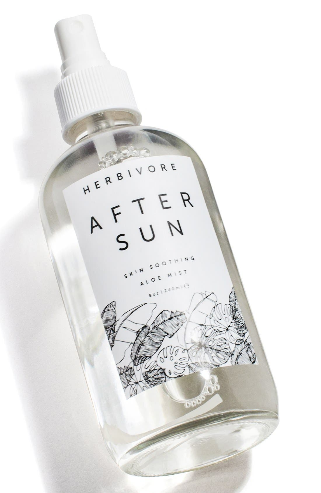 After Sun Skin Soothing Aloe Mist,                             Alternate thumbnail 3, color,                             NO COLOR