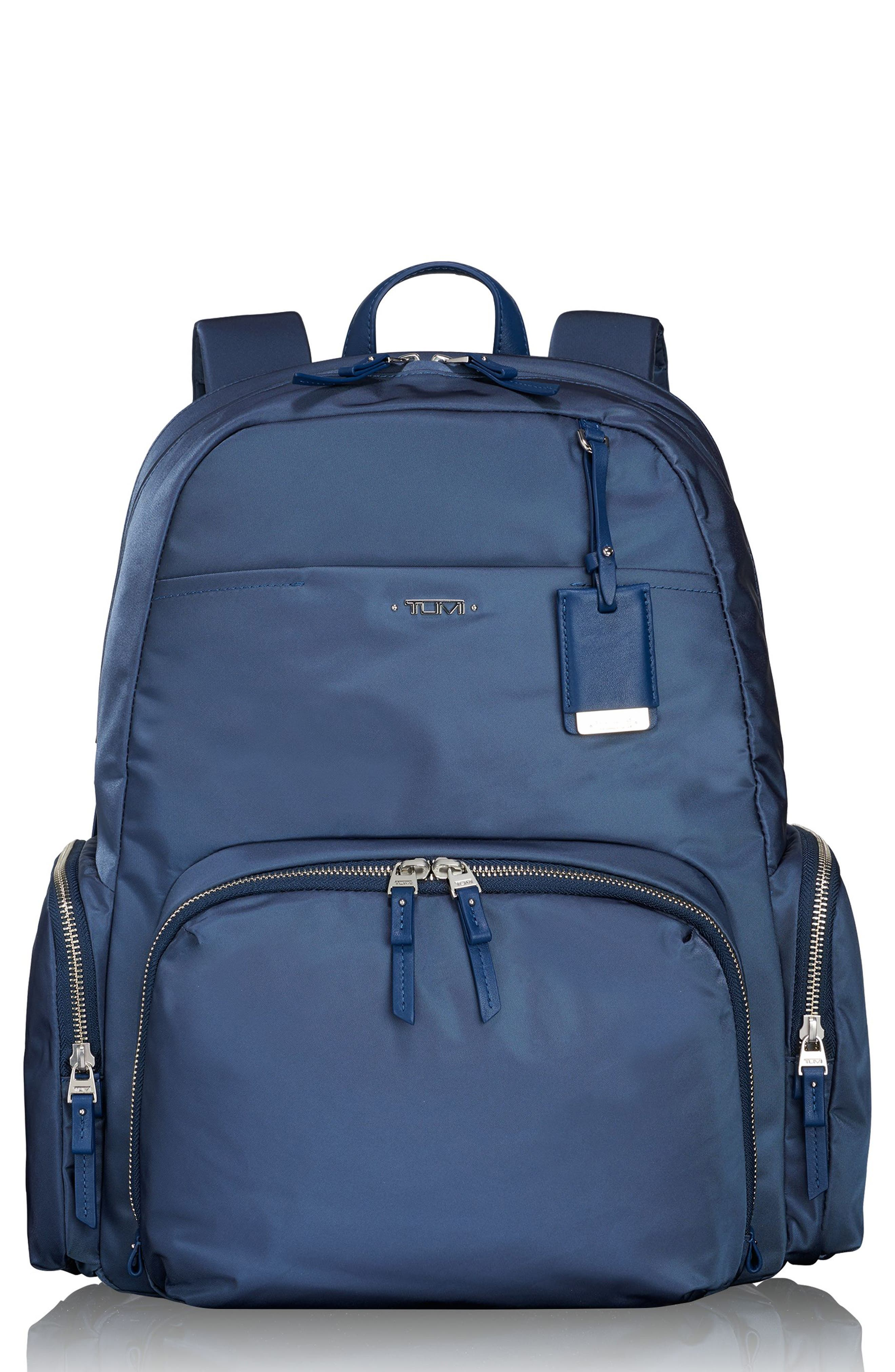 Calais Nylon 15-Inch Computer Commuter Backpack,                             Main thumbnail 14, color,