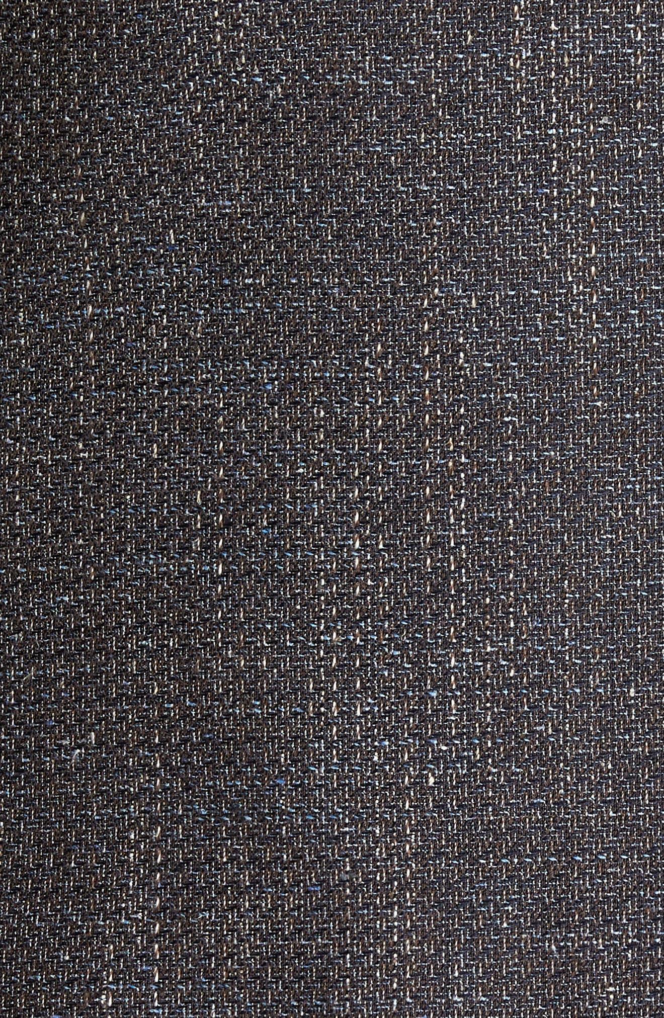 Five Bridges Slim Fit Tweed Sport Coat,                             Alternate thumbnail 6, color,                             800