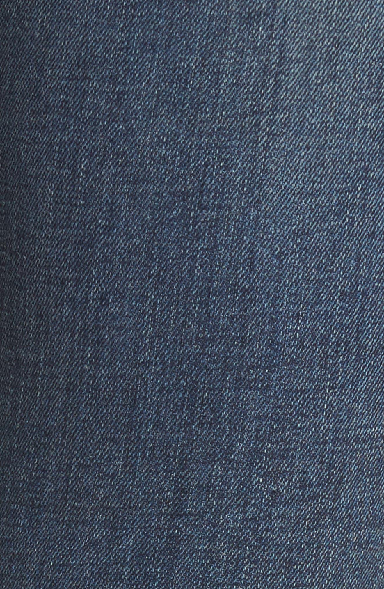 The Stiletto High Waist Skinny Jeans,                             Alternate thumbnail 5, color,                             477