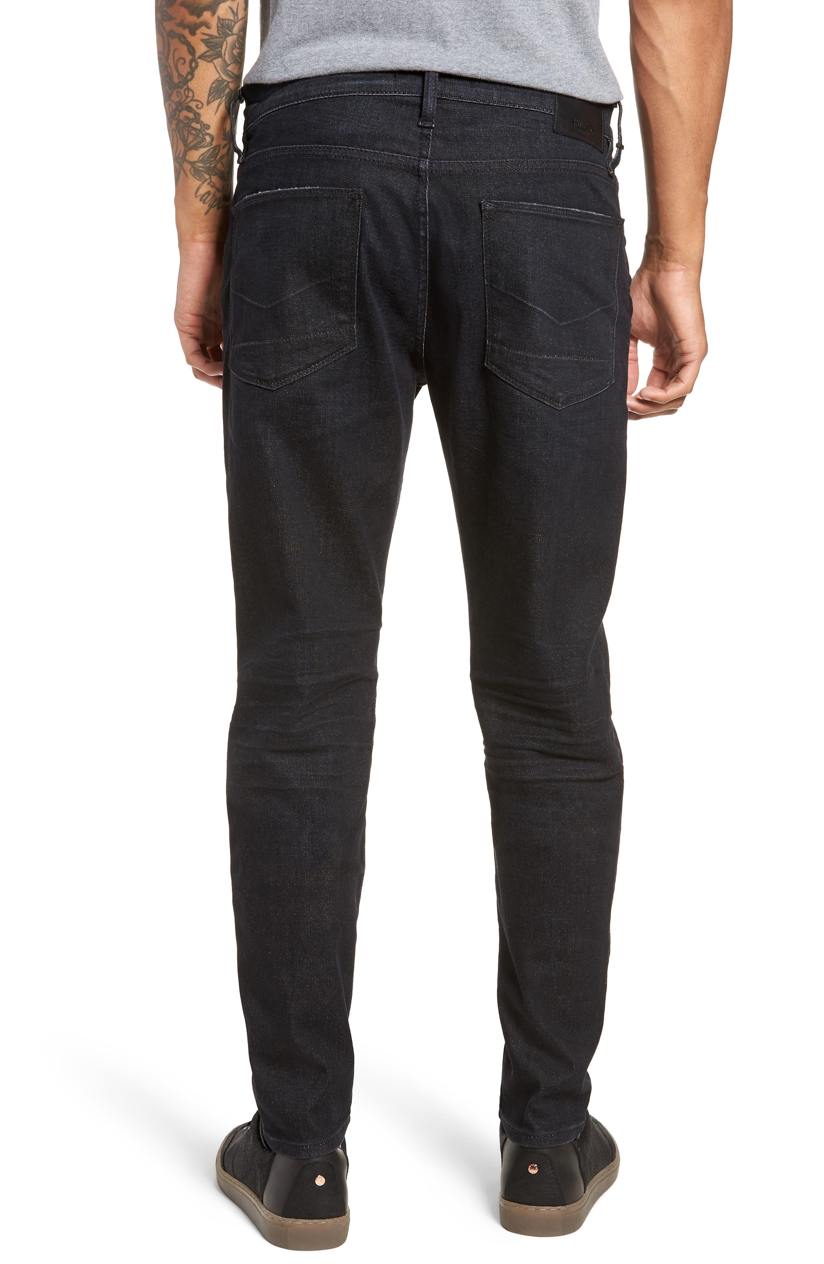 Byron Straight Leg Jeans,                             Alternate thumbnail 2, color,                             BENFIELD