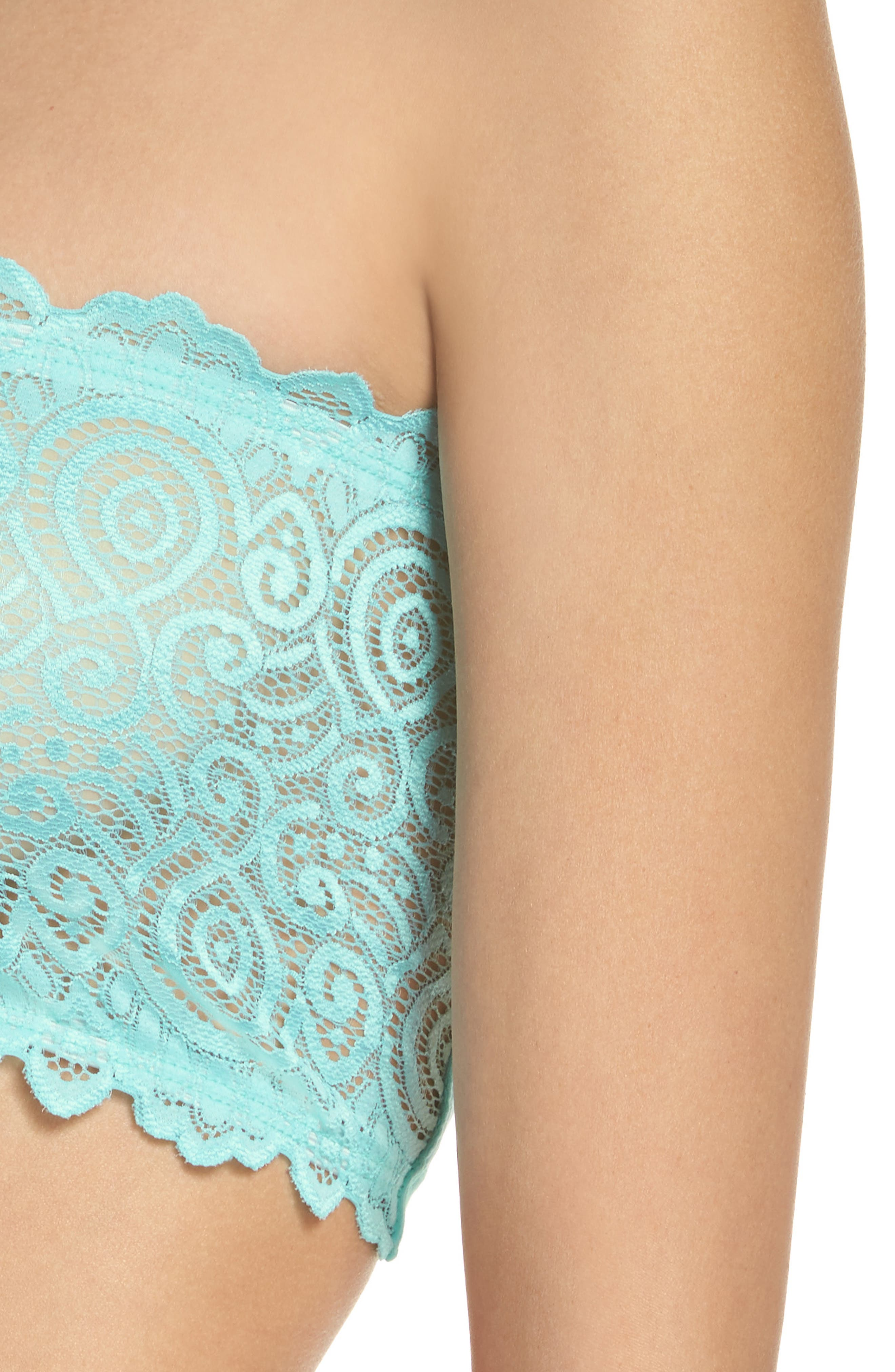Intimately FP Lace Reversible Seamless Bandeau,                             Alternate thumbnail 46, color,