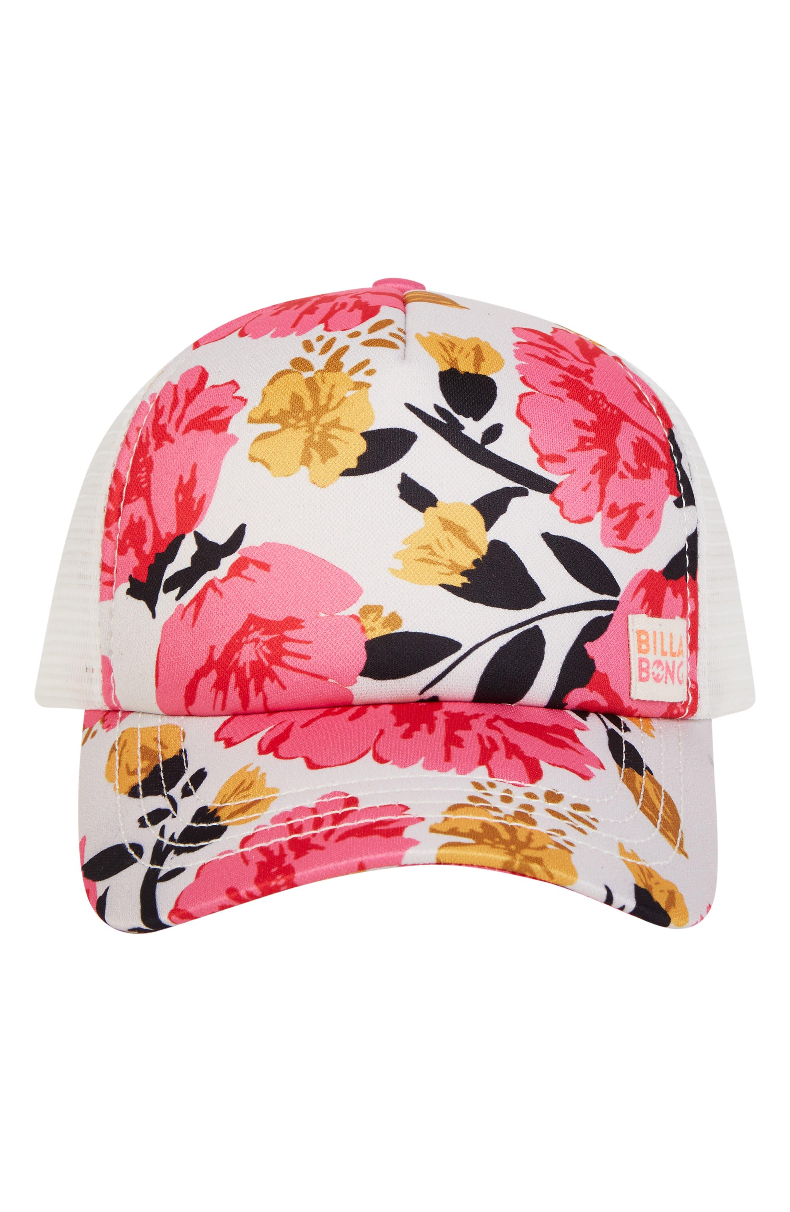 Shenanigans Trucker Hat,                             Alternate thumbnail 2, color,                             TPK-TAHITI PINK