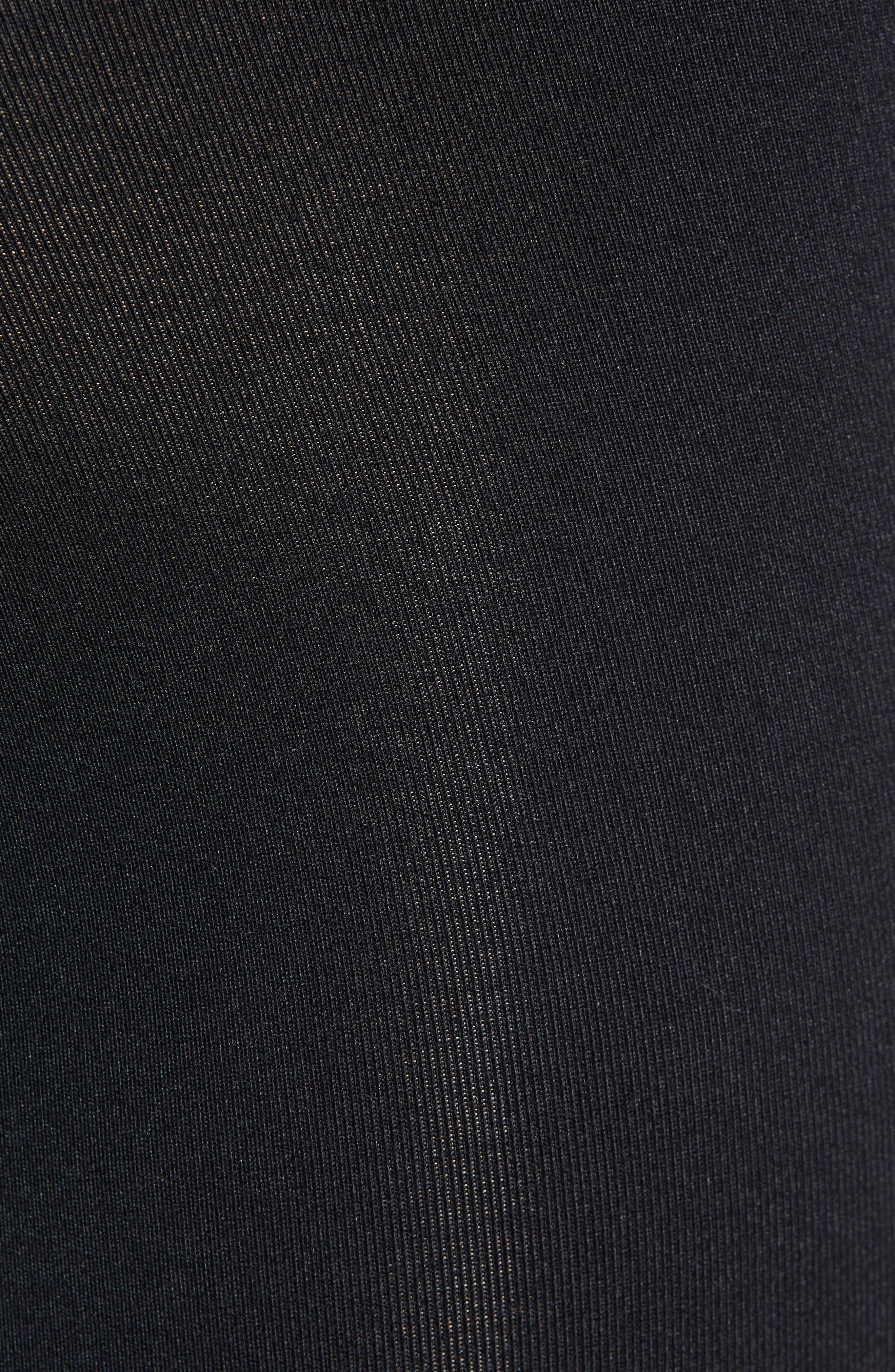 Pro Training Tights,                             Alternate thumbnail 5, color,                             BLACK/ ANTHRACITE/ BLACK