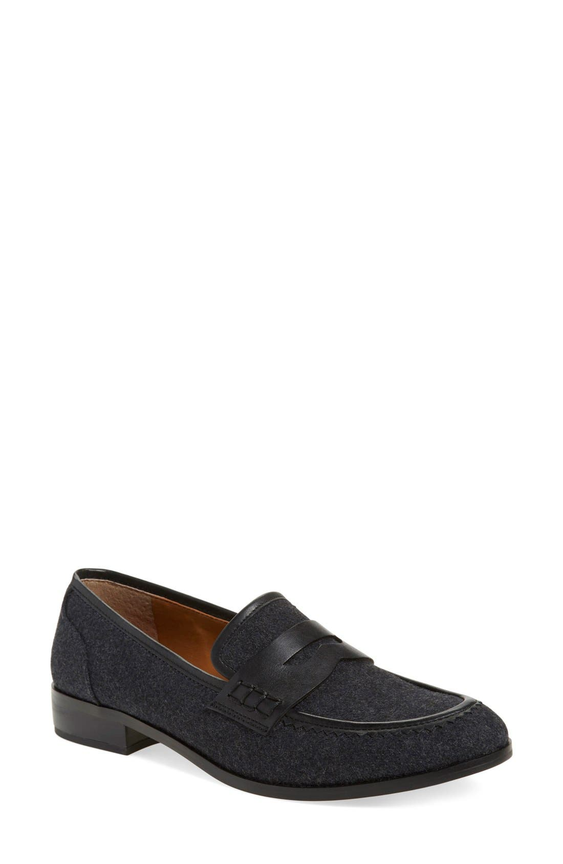 'Jolette' Penny Loafer,                             Main thumbnail 14, color,