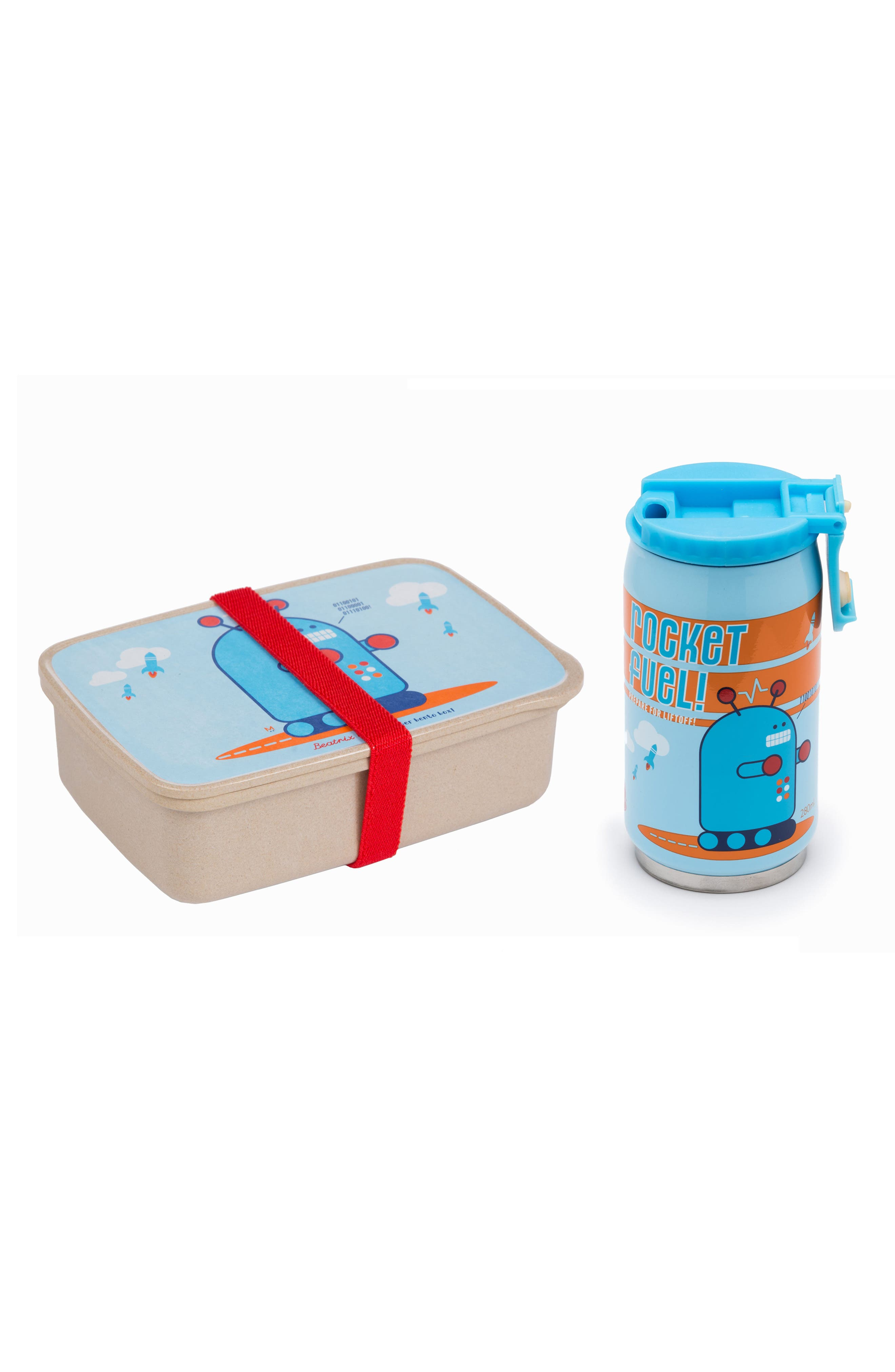 Bento Box & Bottle Set,                             Main thumbnail 3, color,