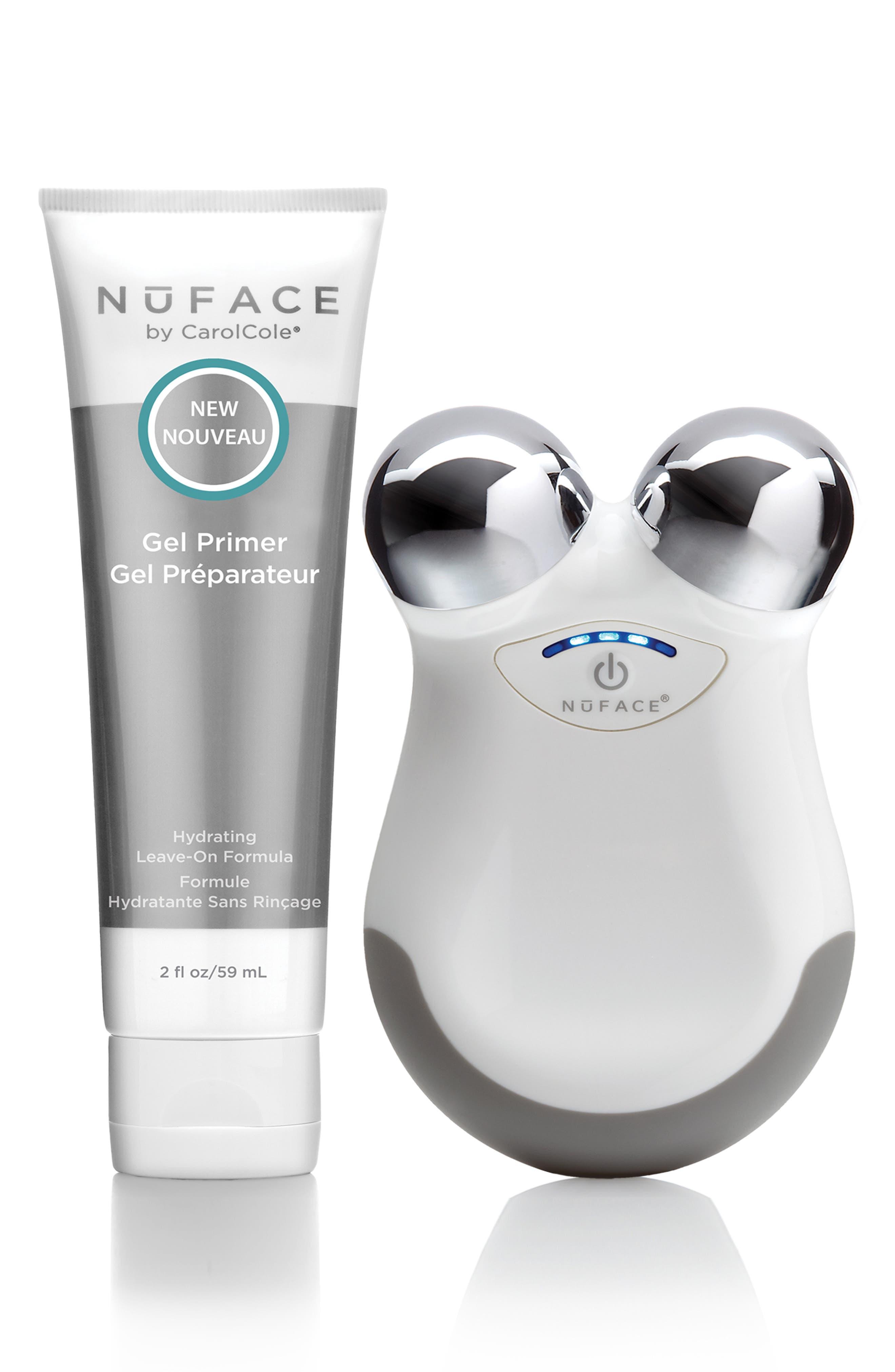 NUFACE<SUP>®</SUP>,                             mini Facial Toning Device,                             Main thumbnail 1, color,                             100