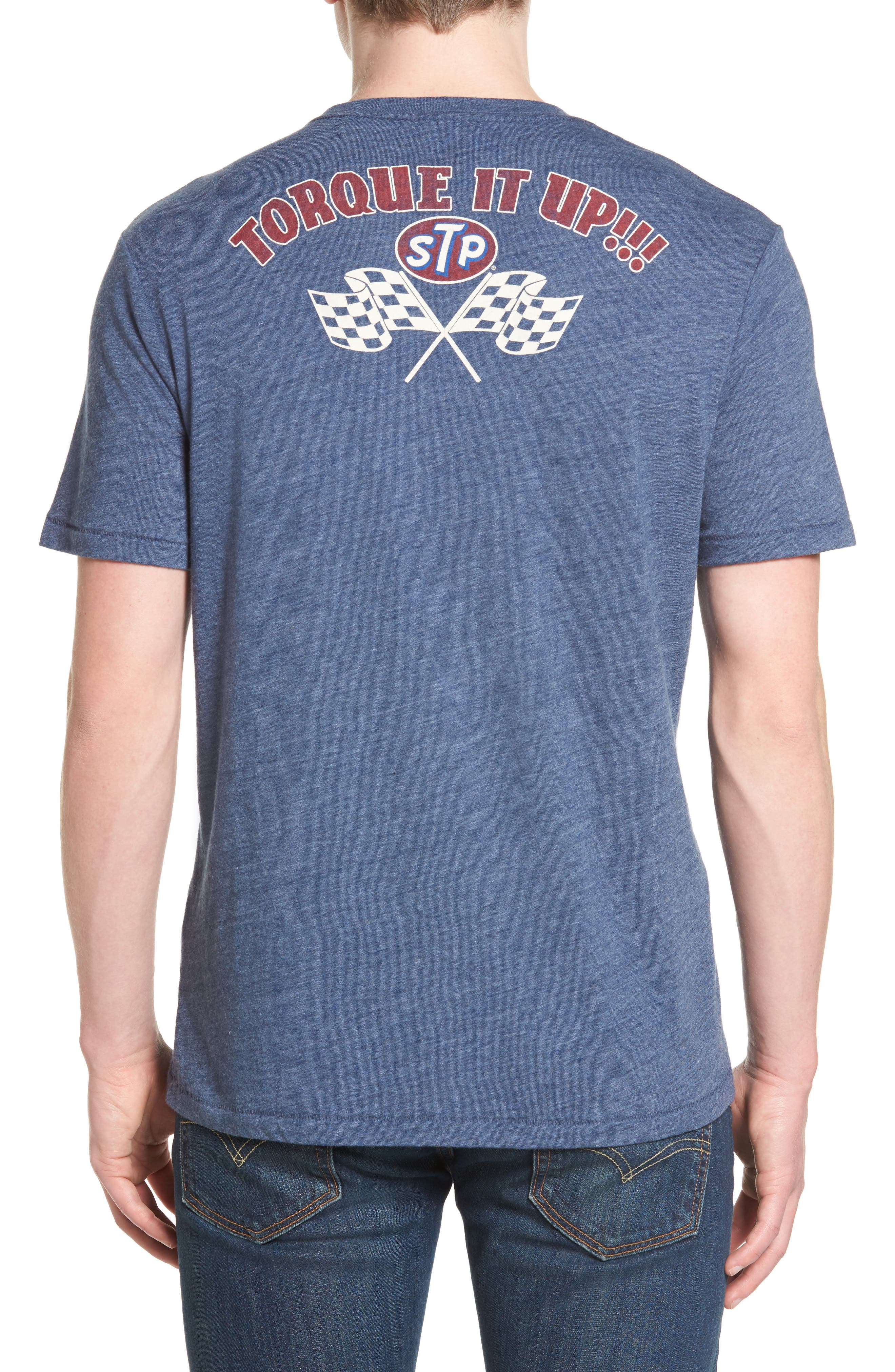 STP Racer's Edge Graphic T-Shirt,                             Alternate thumbnail 2, color,                             410