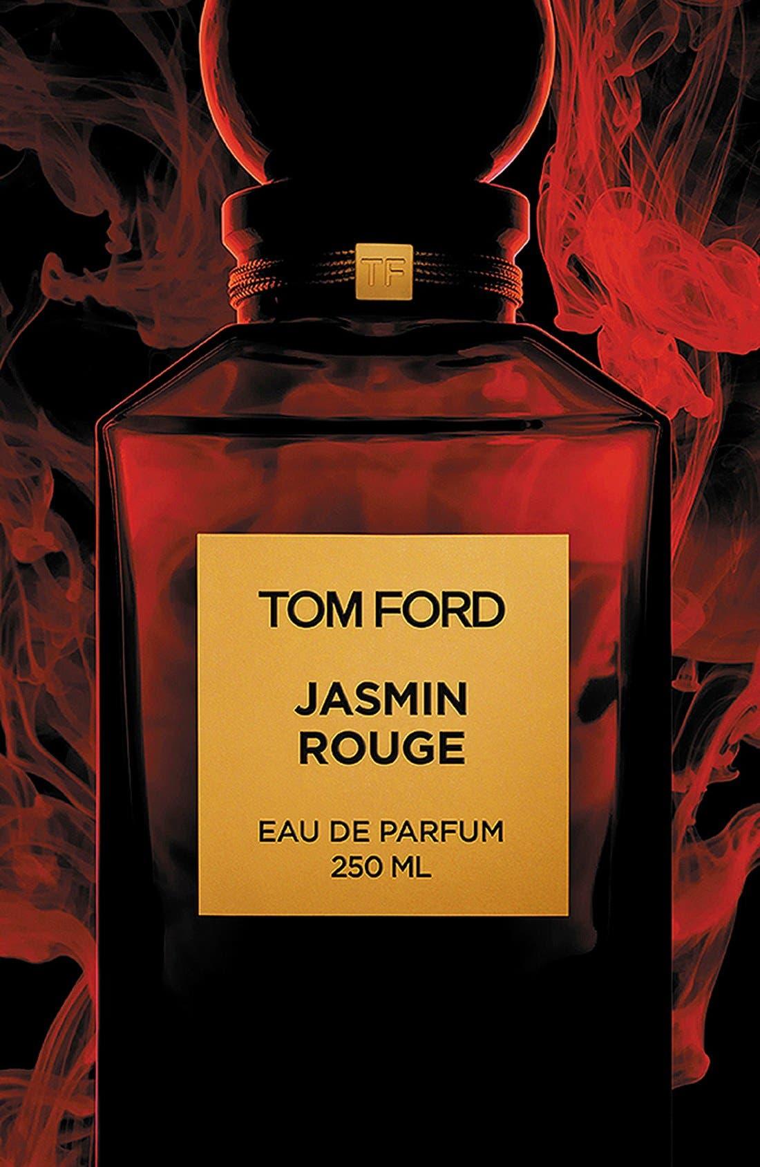 Private Blend Jasmin Rouge Eau de Parfum Decanter,                             Alternate thumbnail 6, color,                             NO COLOR