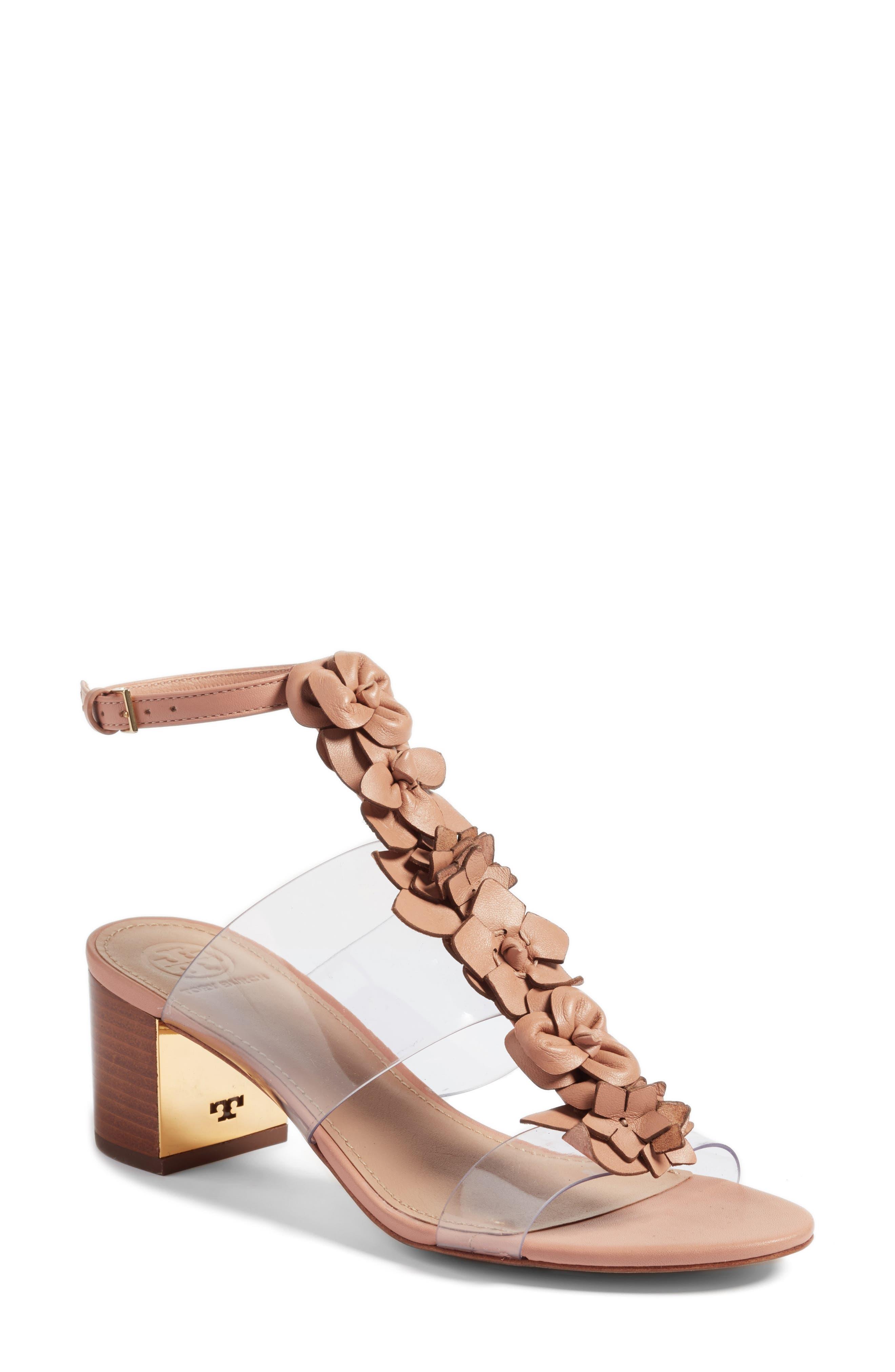 Blossom Sandal, Main, color, 250