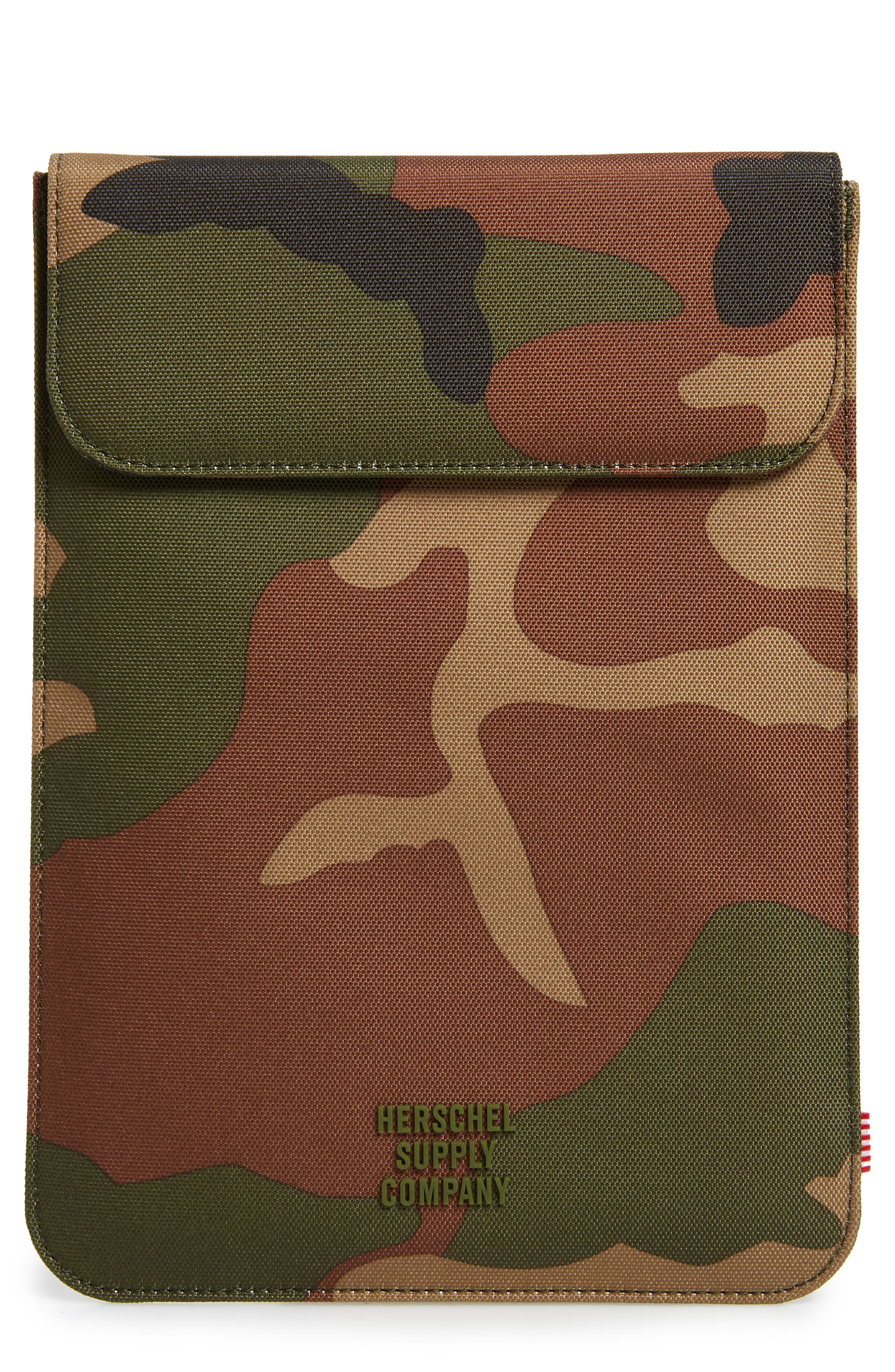 Spokane iPad Air Canvas Sleeve,                         Main,                         color, 340