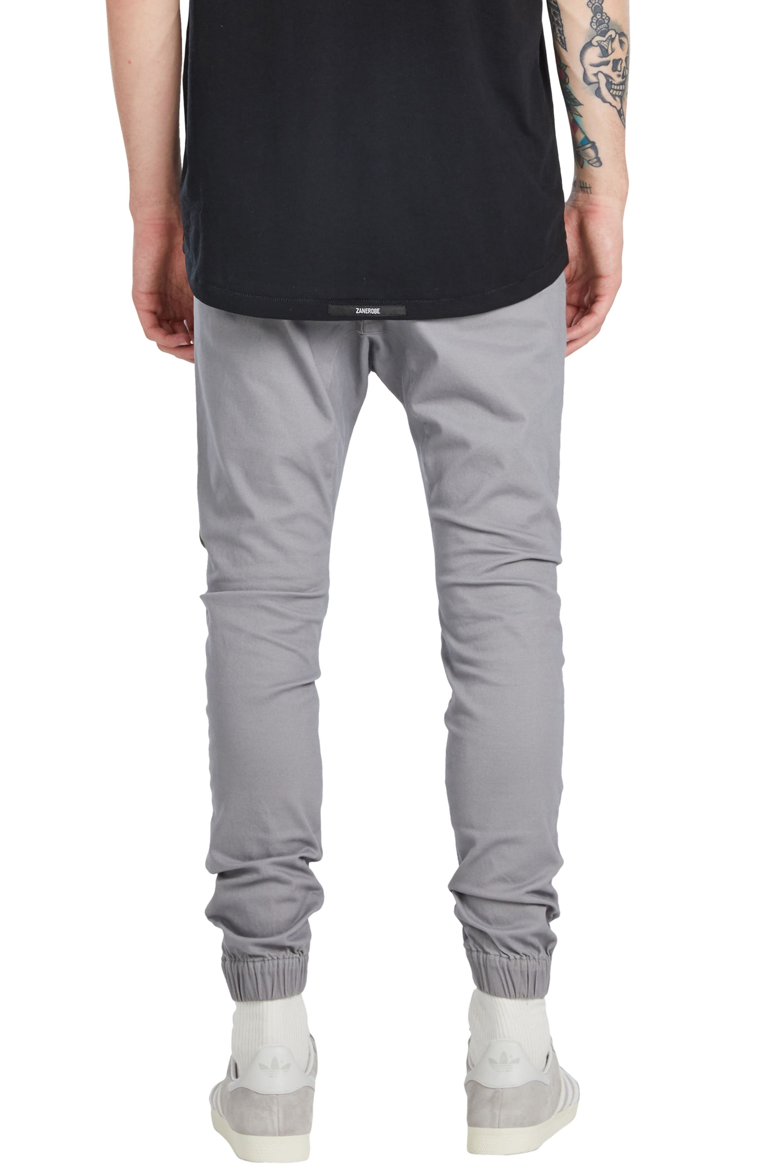 Sureshot Jogger Pants,                             Alternate thumbnail 2, color,                             CEMENT