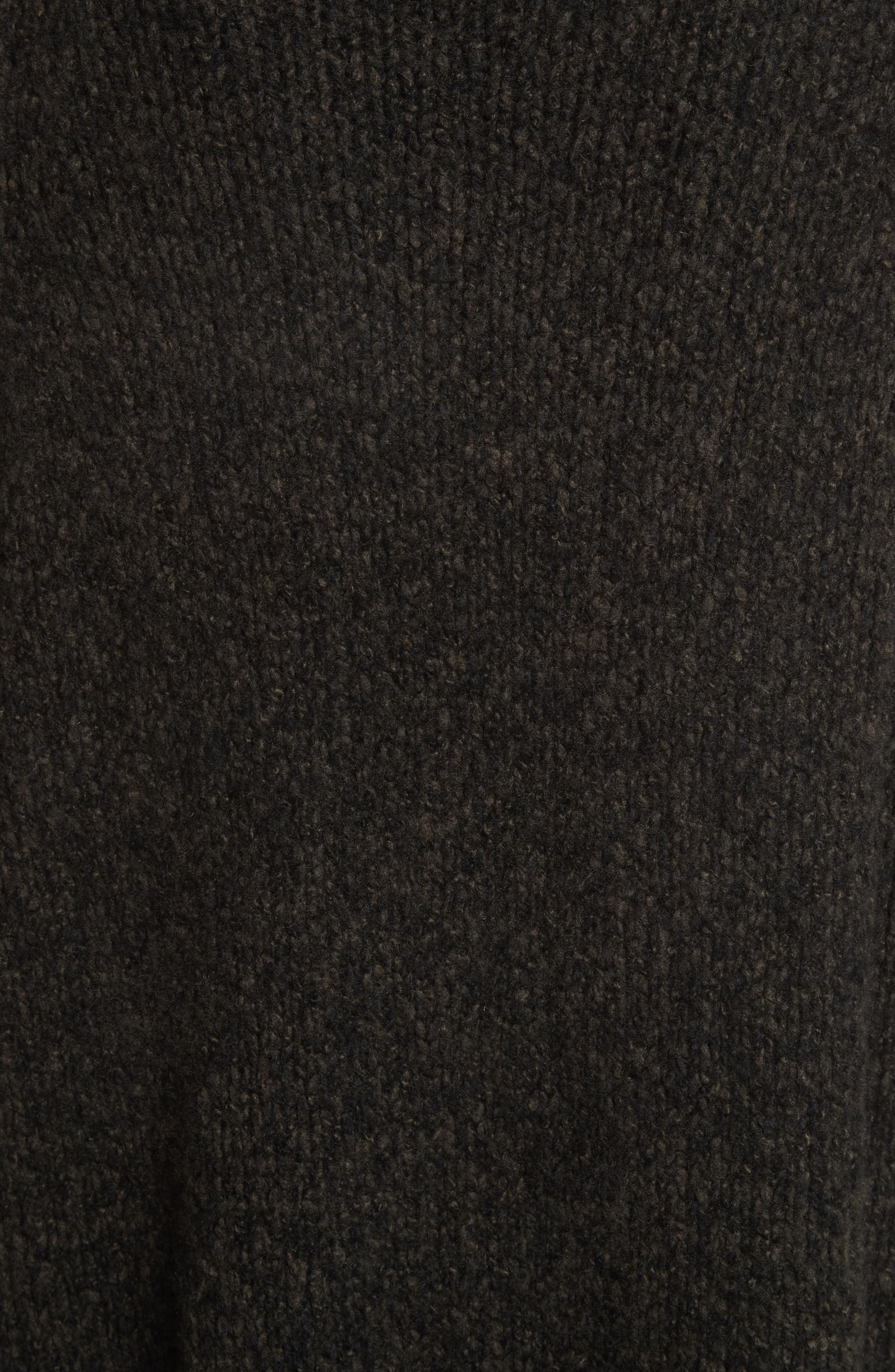 Marled Car Coat,                             Alternate thumbnail 5, color,                             359