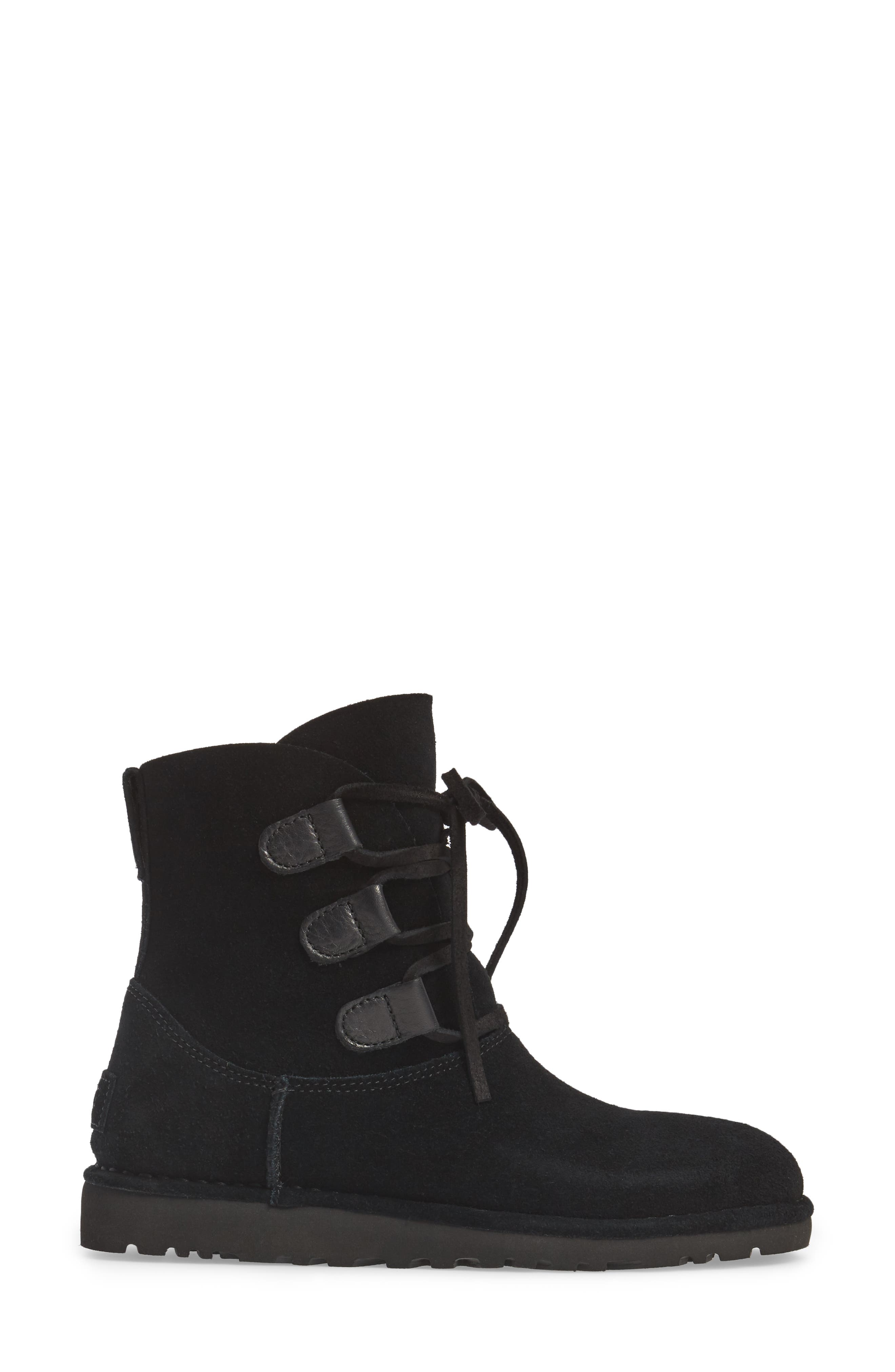 Elvi Short Boot,                             Alternate thumbnail 7, color,