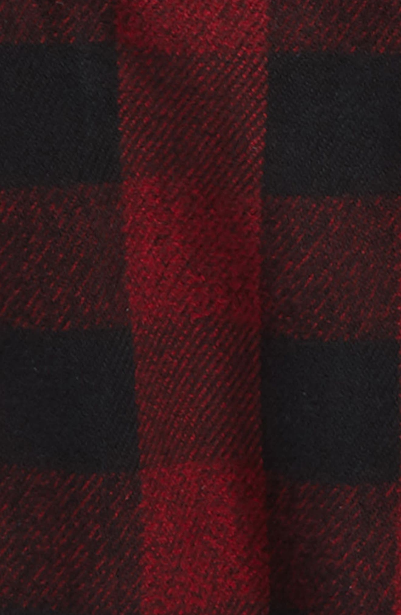 Wisner Buffalo Plaid Twill Shirt,                             Alternate thumbnail 2, color,