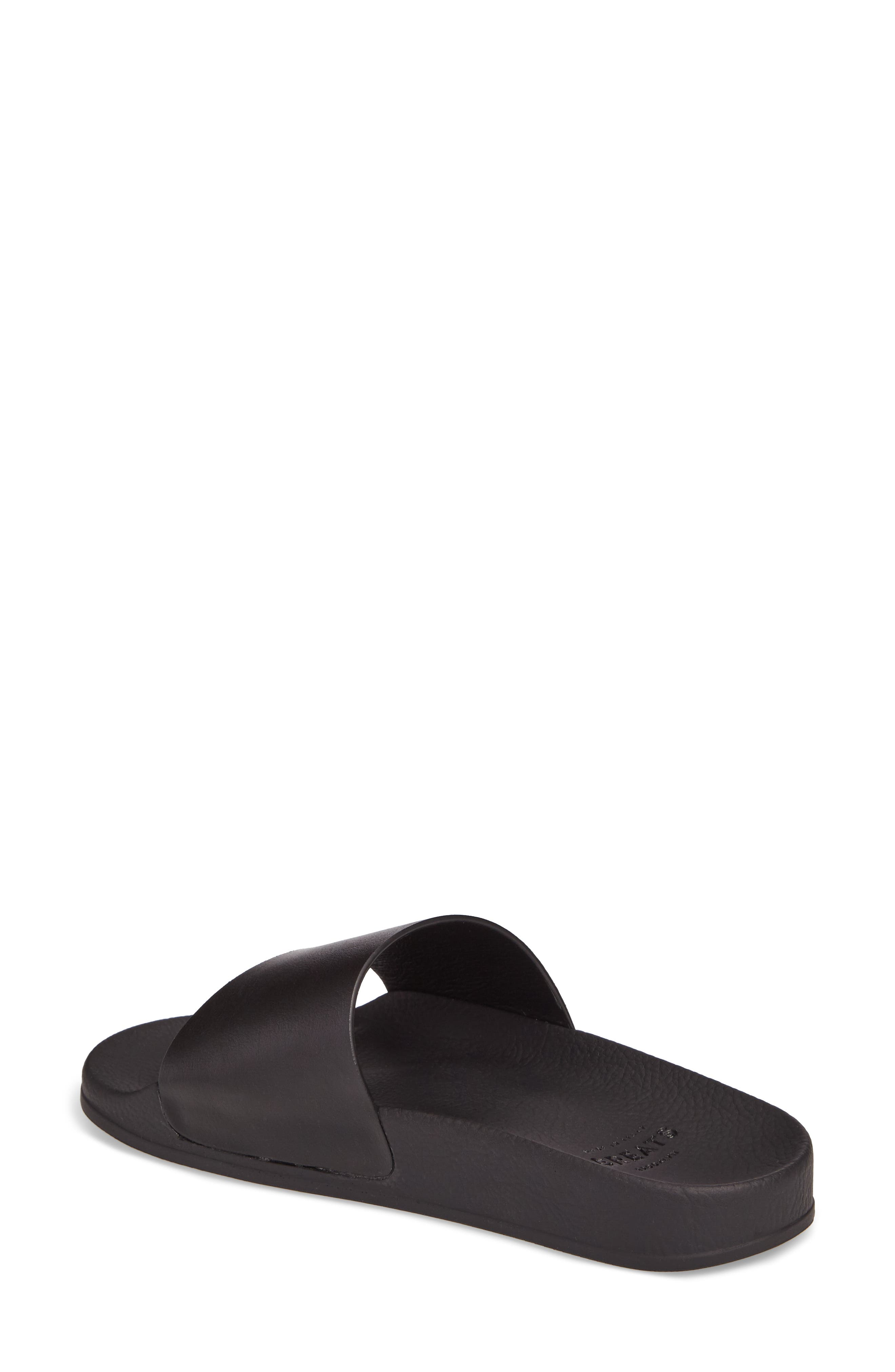 Amalfi Slide Sandal,                             Alternate thumbnail 2, color,                             001