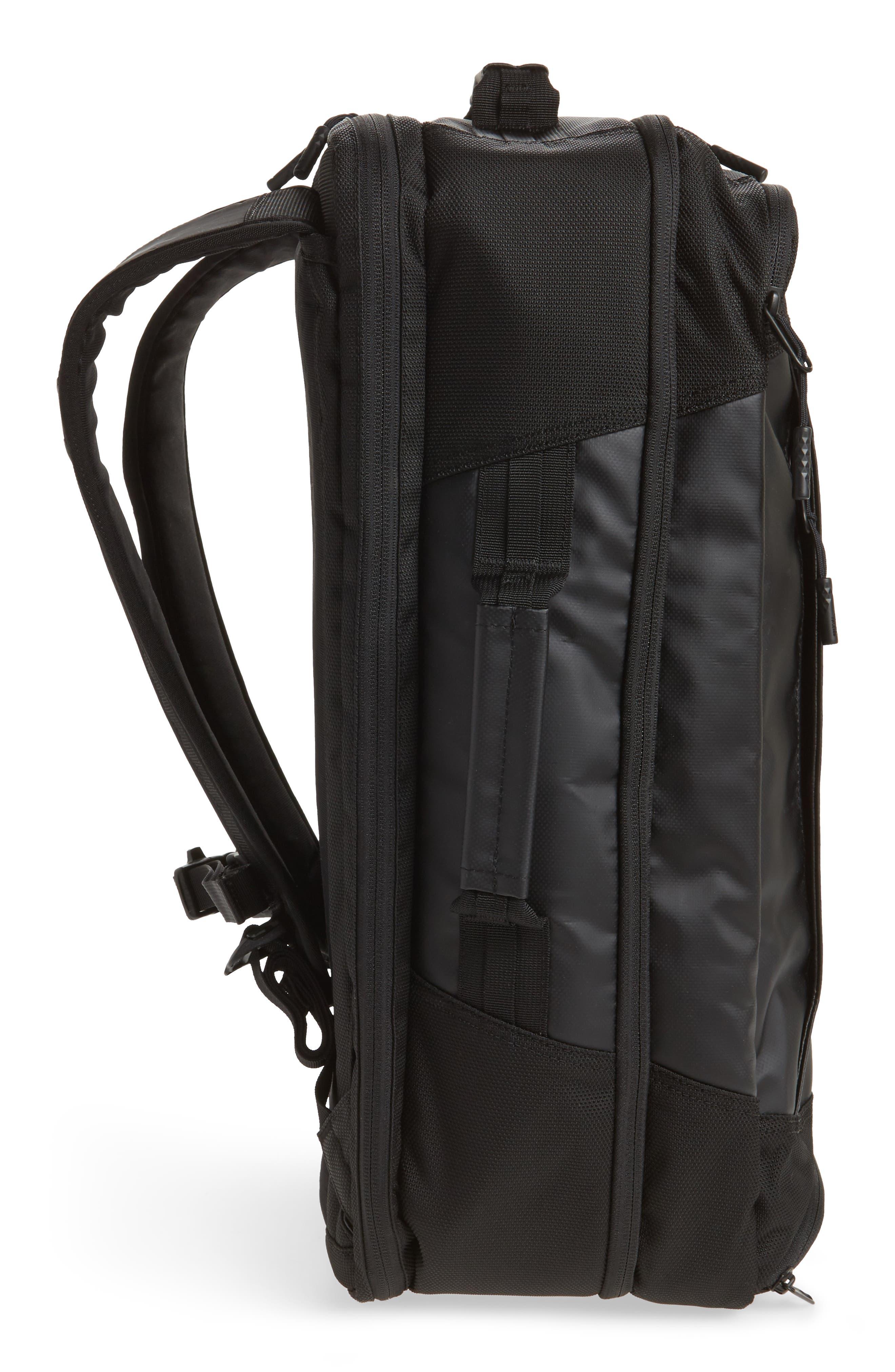 Refractor Duffel Backpack,                             Alternate thumbnail 5, color,                             001
