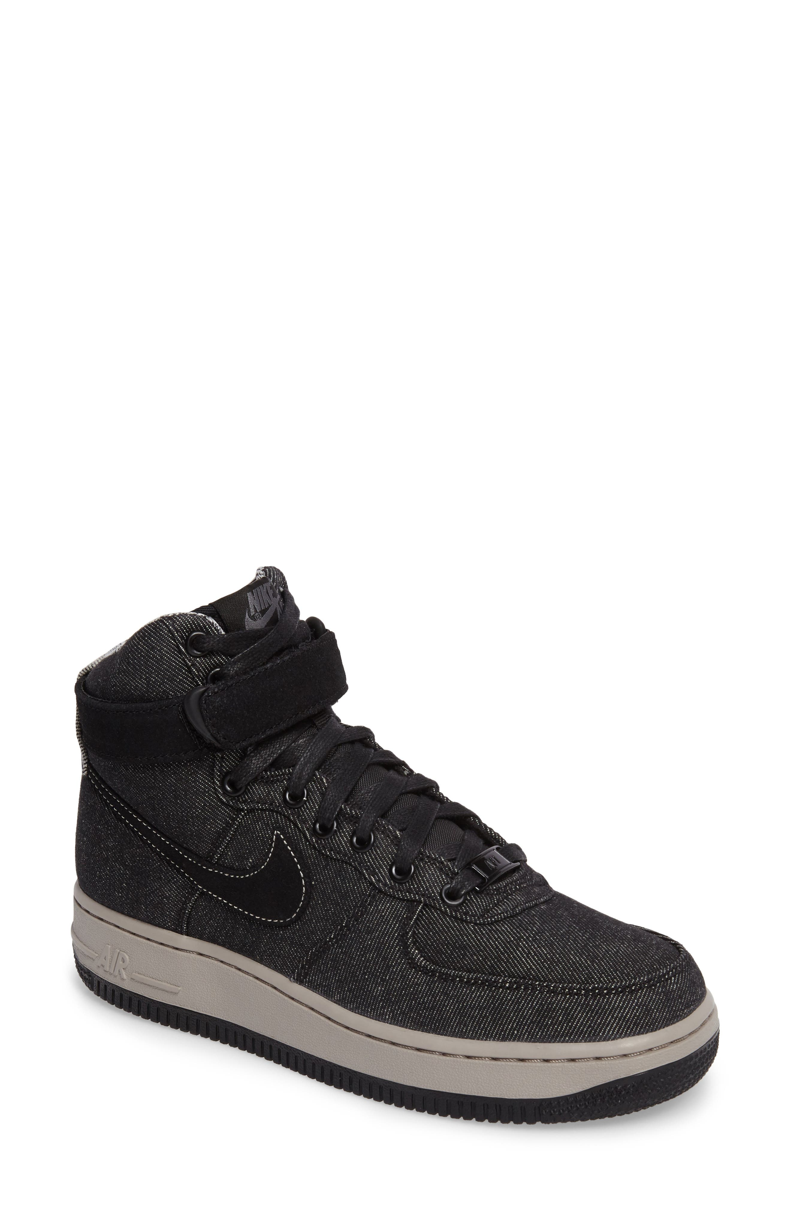 Air Force 1 High Top SE Sneaker,                             Main thumbnail 1, color,                             003